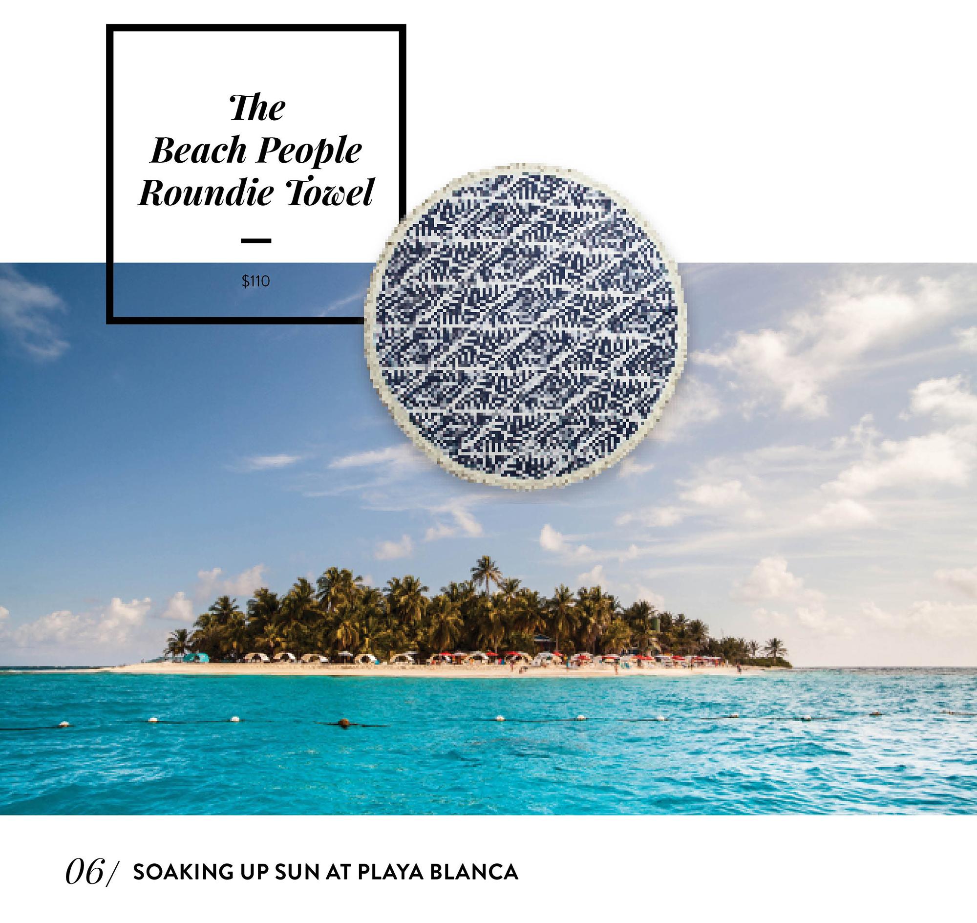 Colombia - Playa Blanca