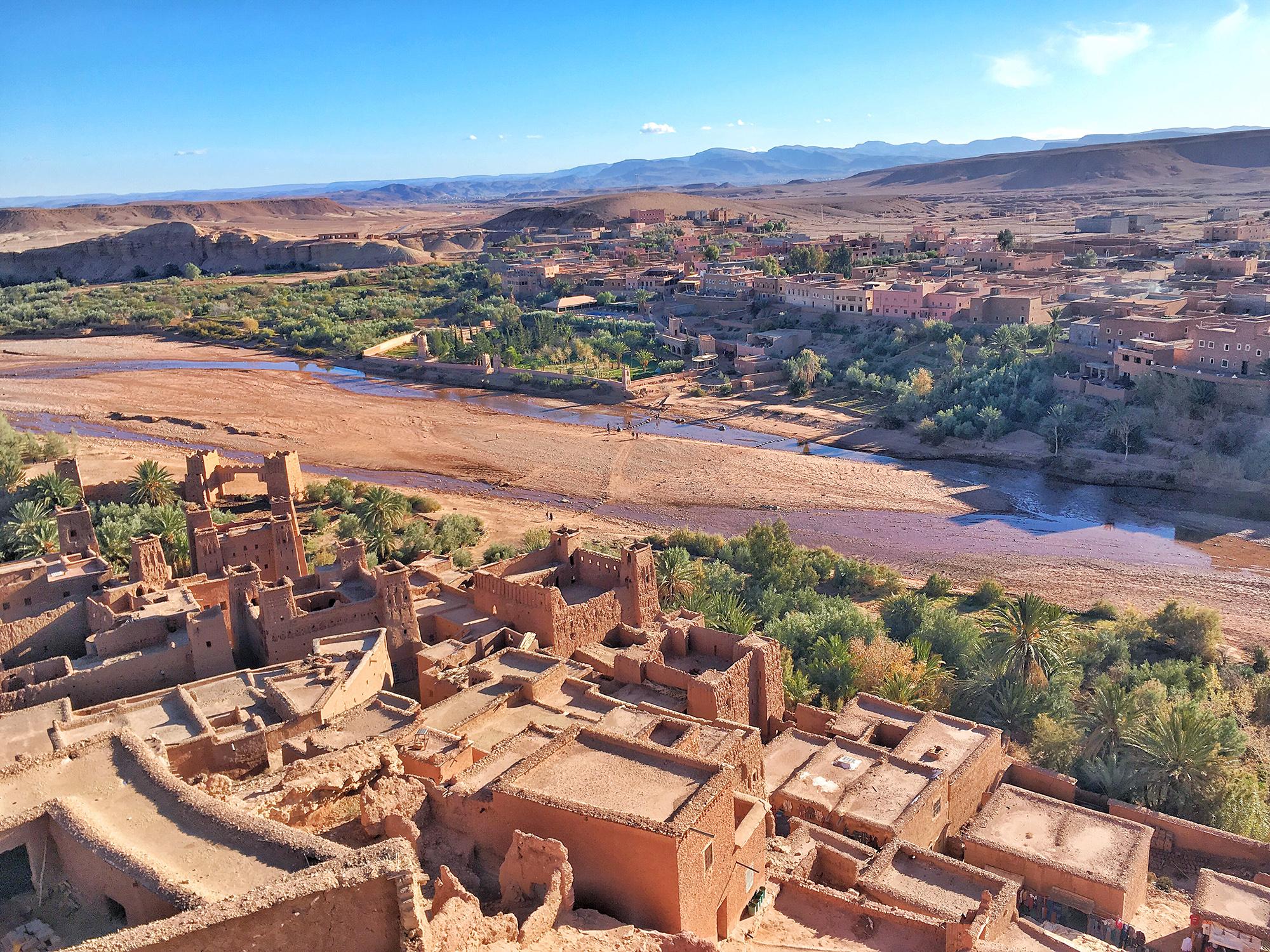 road trip to the Sahara Desert