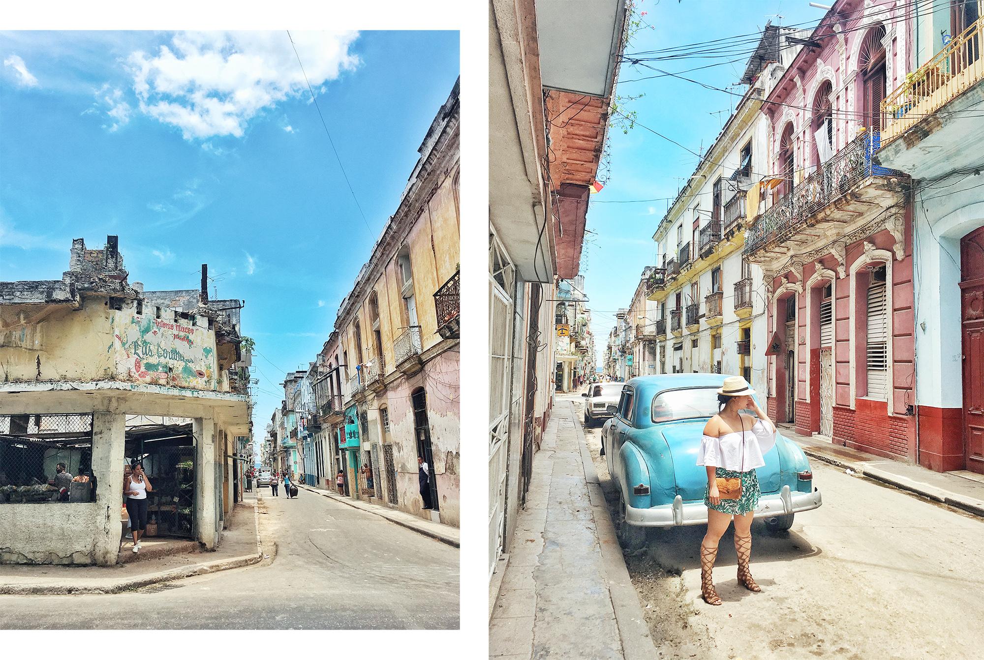 Itinerary of Cuba
