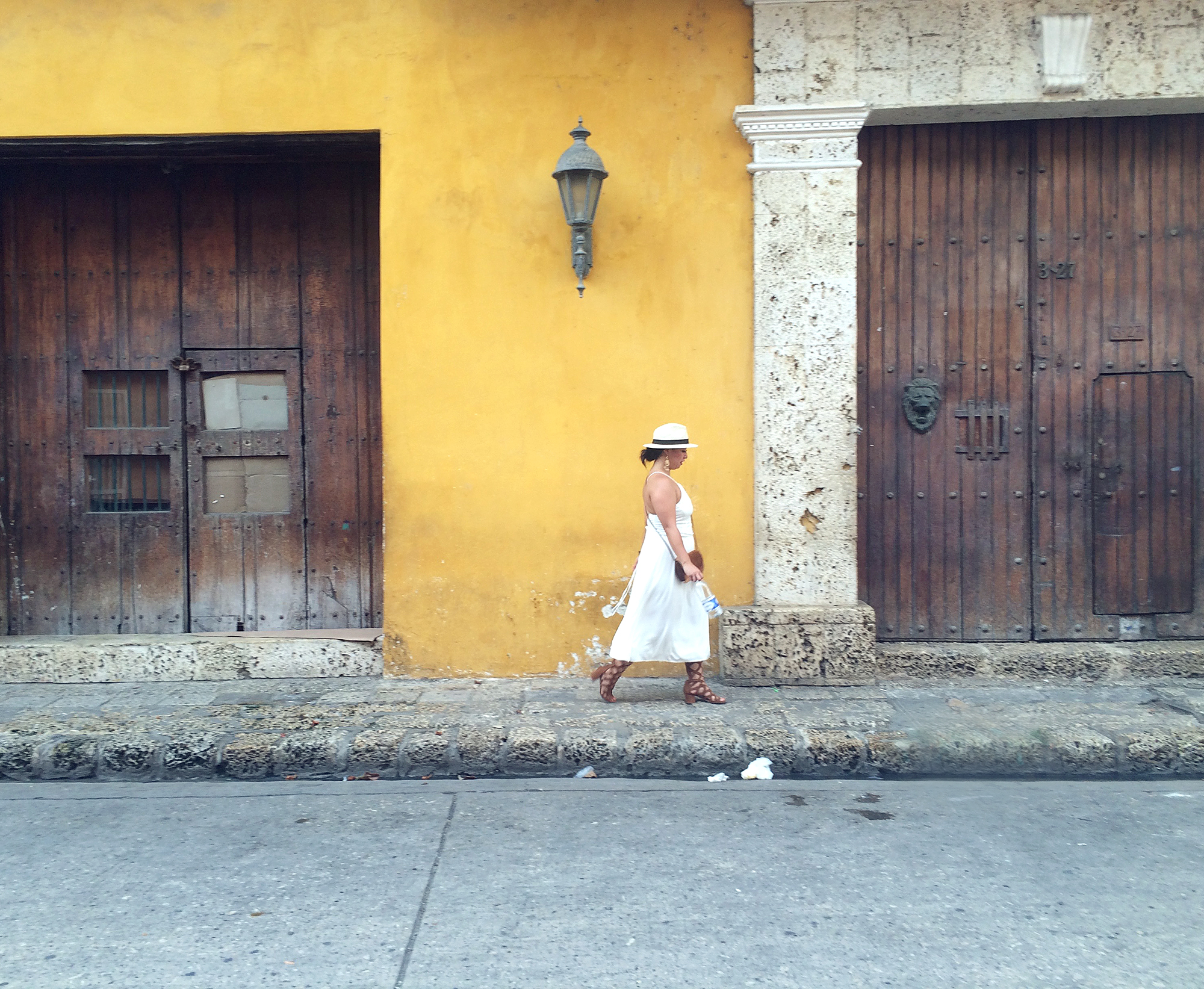 itinerary of Colombia