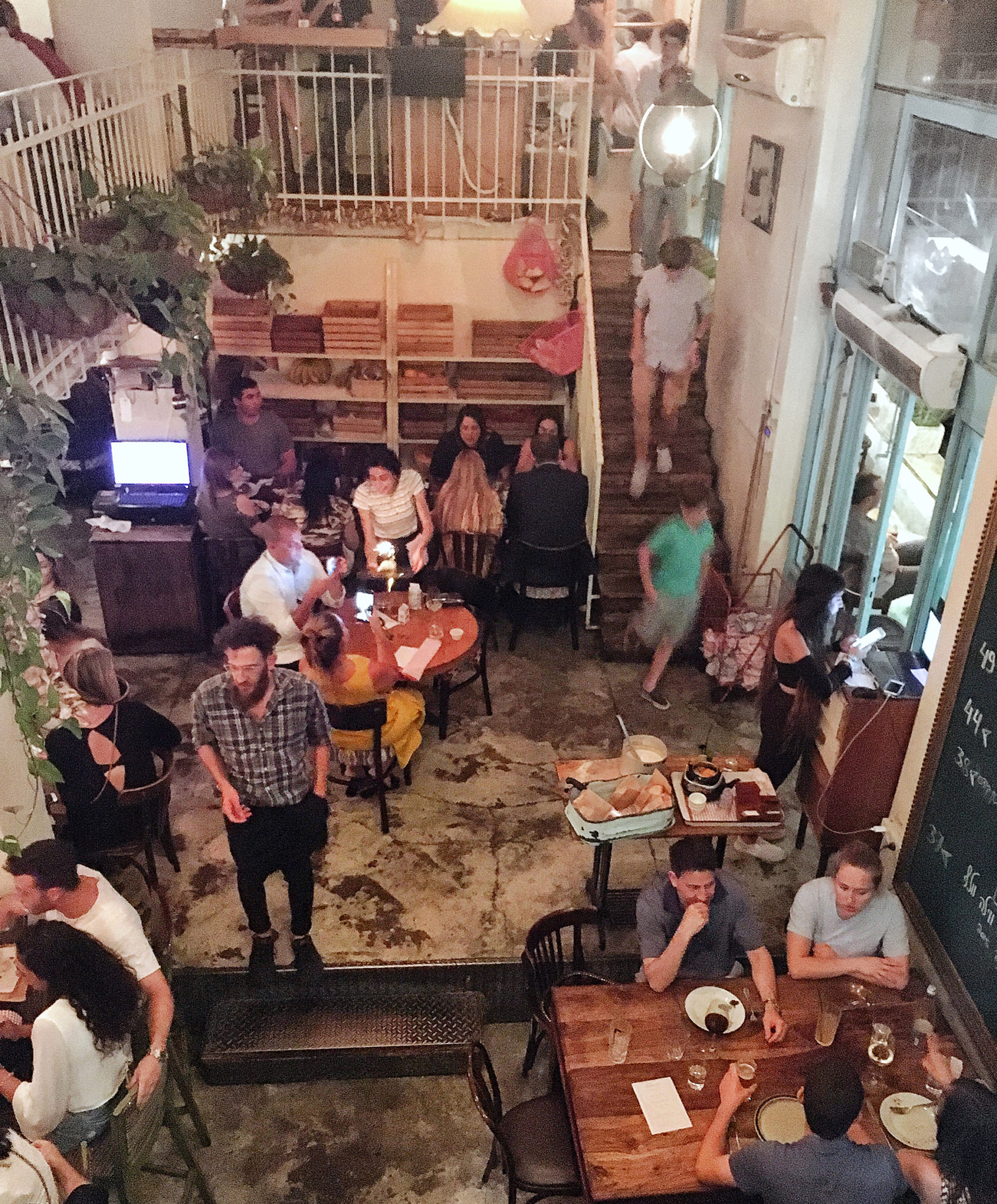 Where to eat in Israel