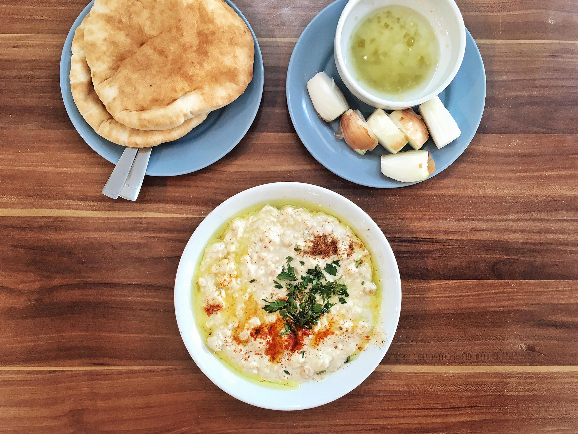 Tel Aviv vegetarian