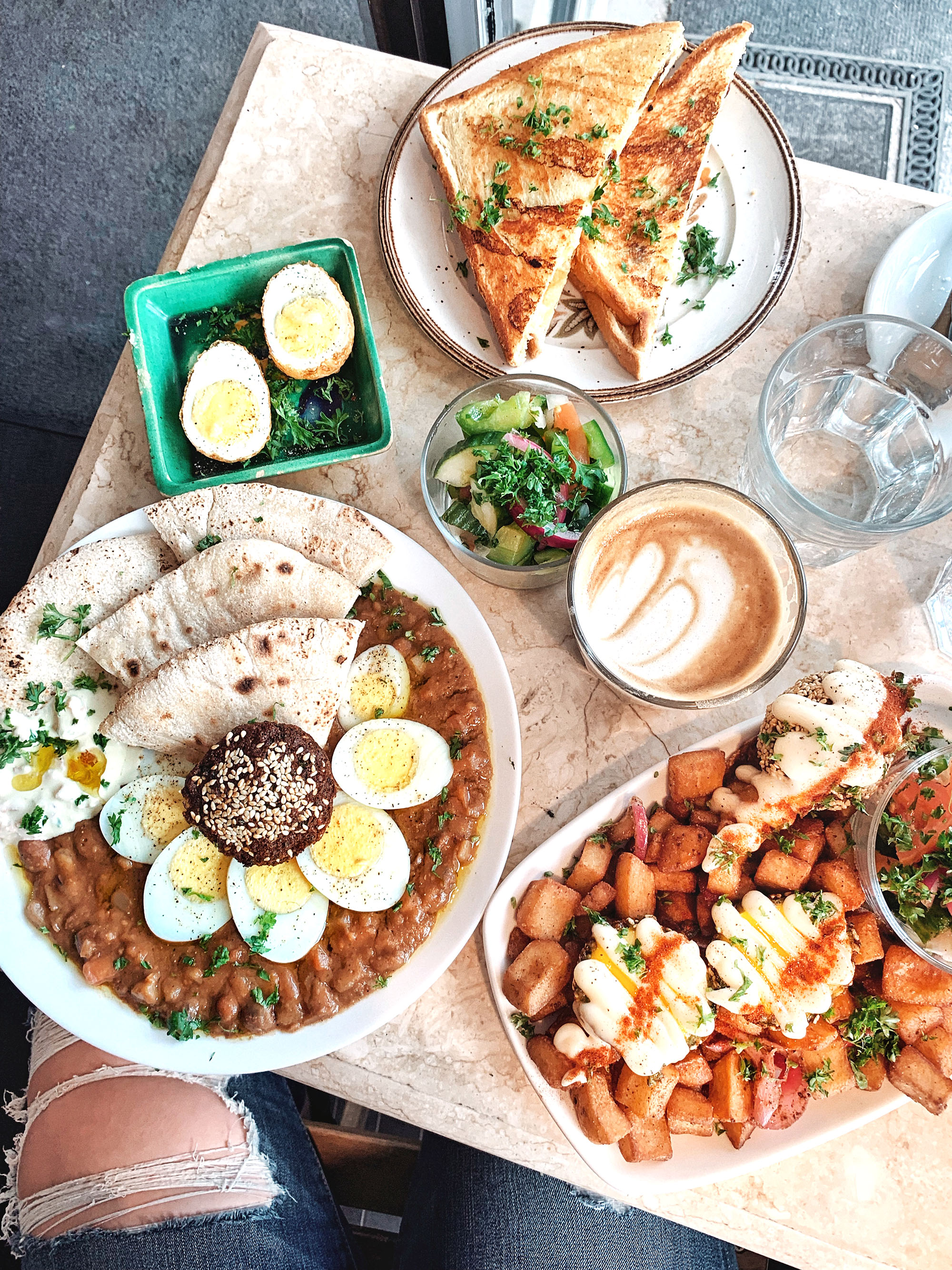 Toronto Brunch - Maha's Egyptian