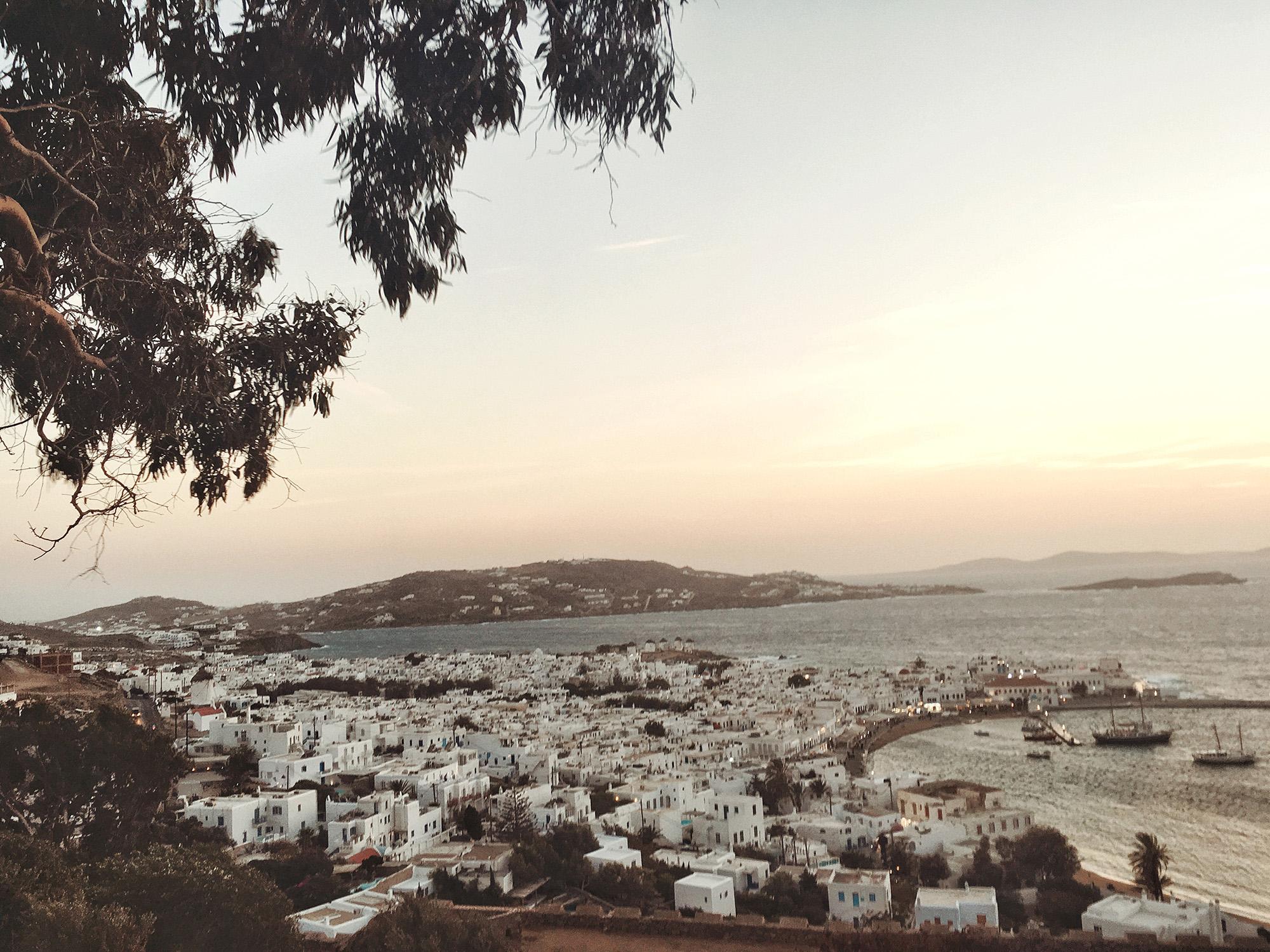 Mykonos Sunsets