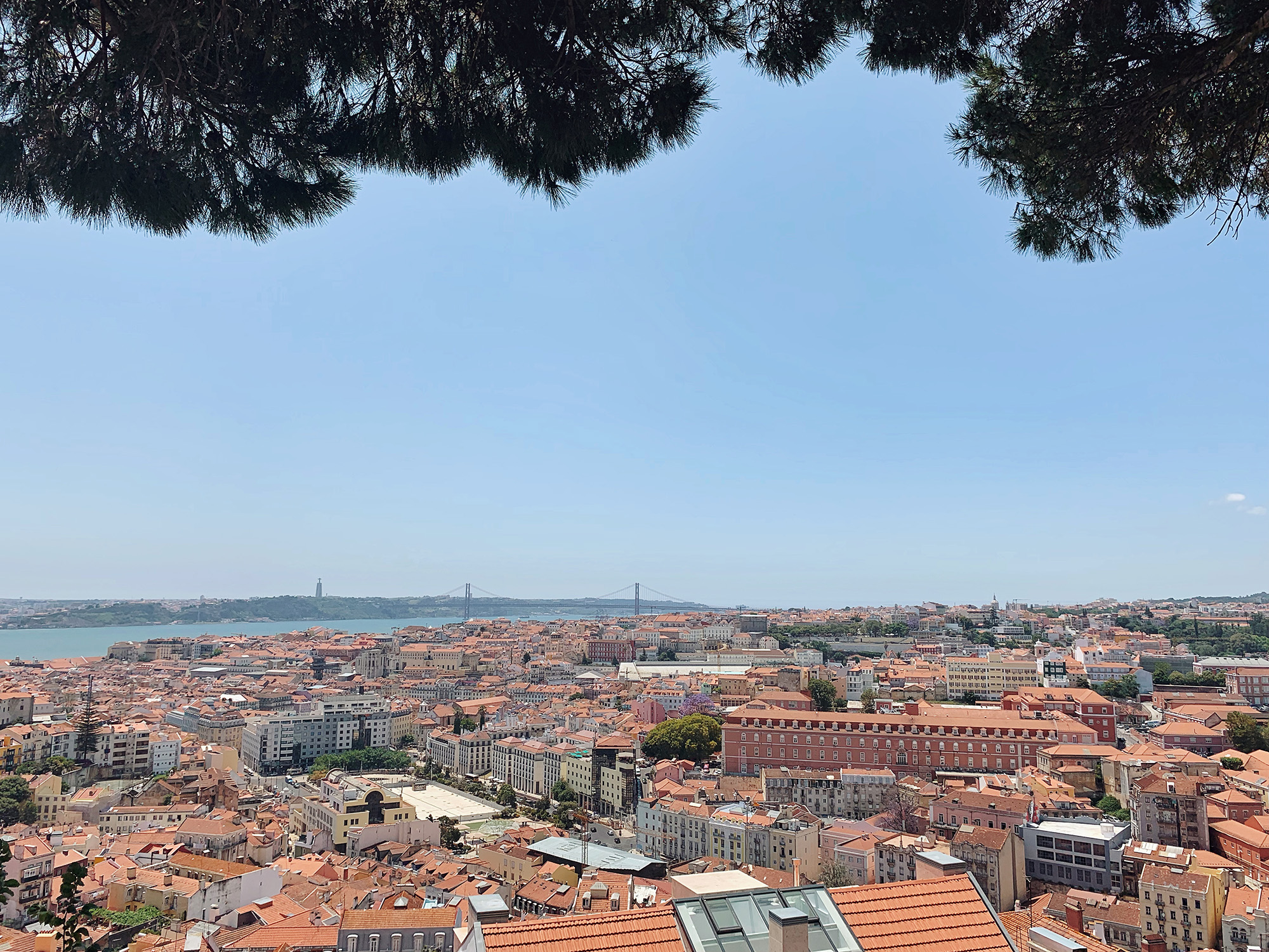 itinerary of Portugal