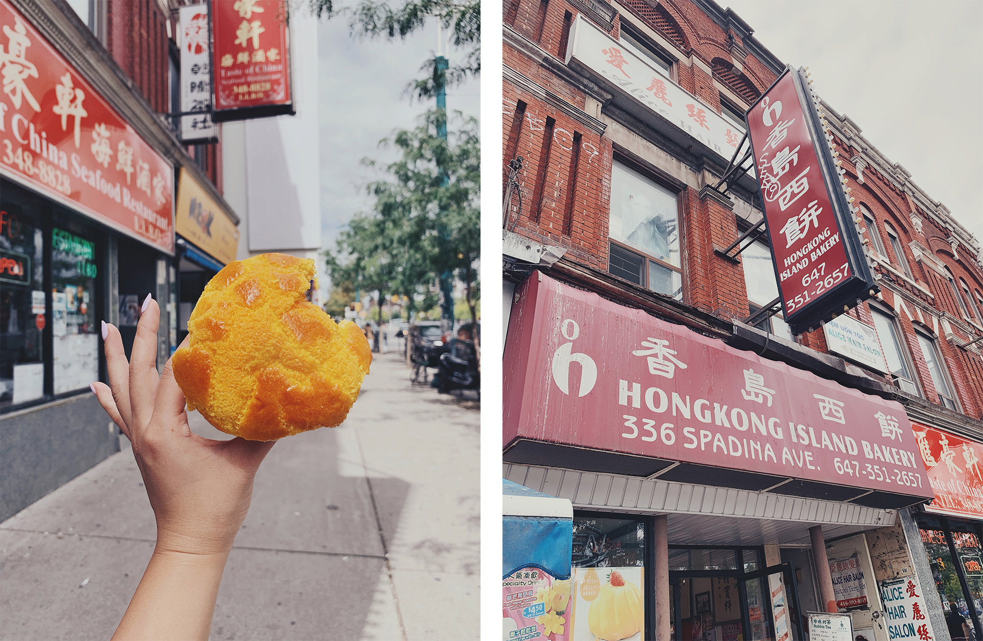 restaurants in Chinatown Toronto