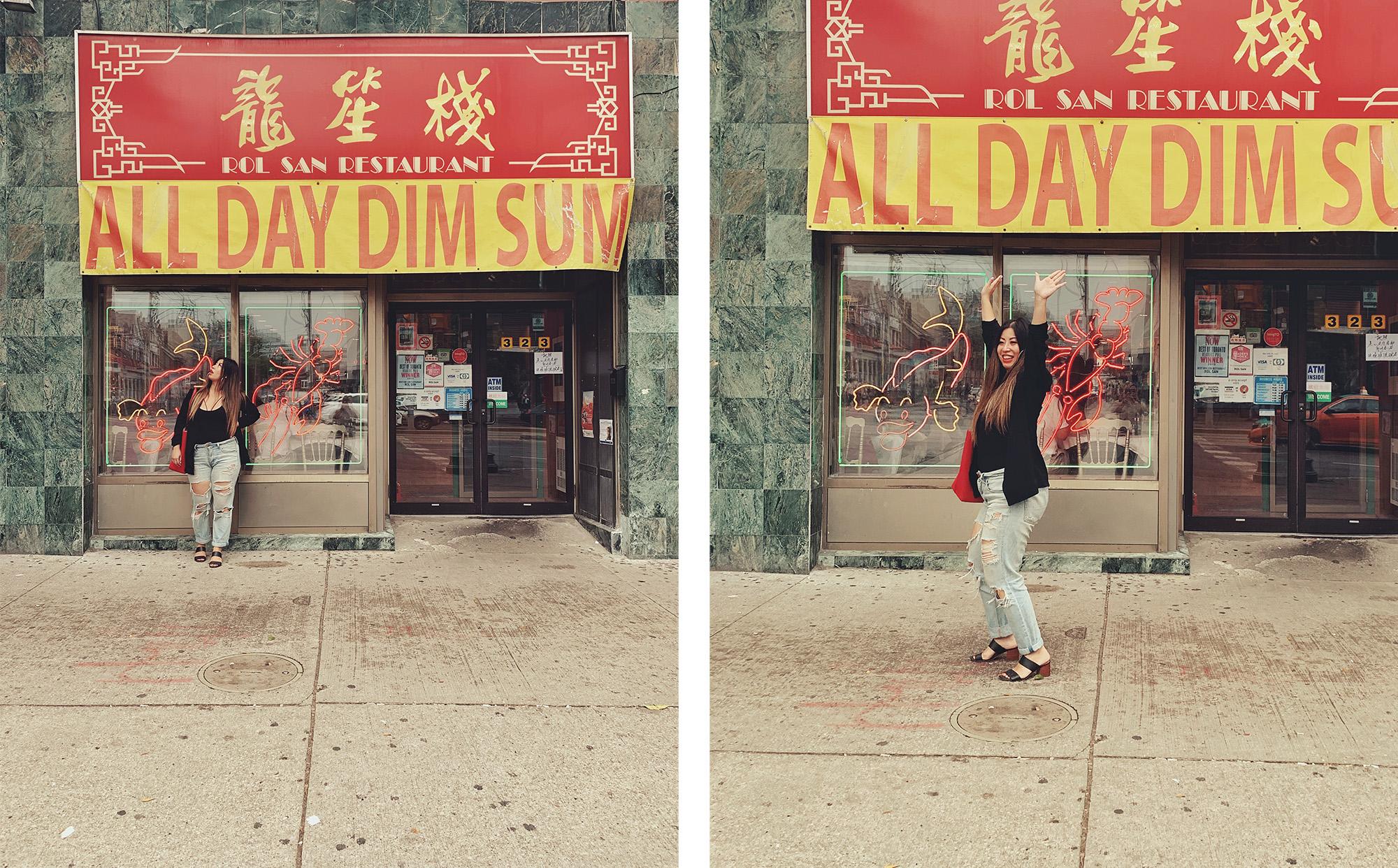dim sum Chinatown Toronto