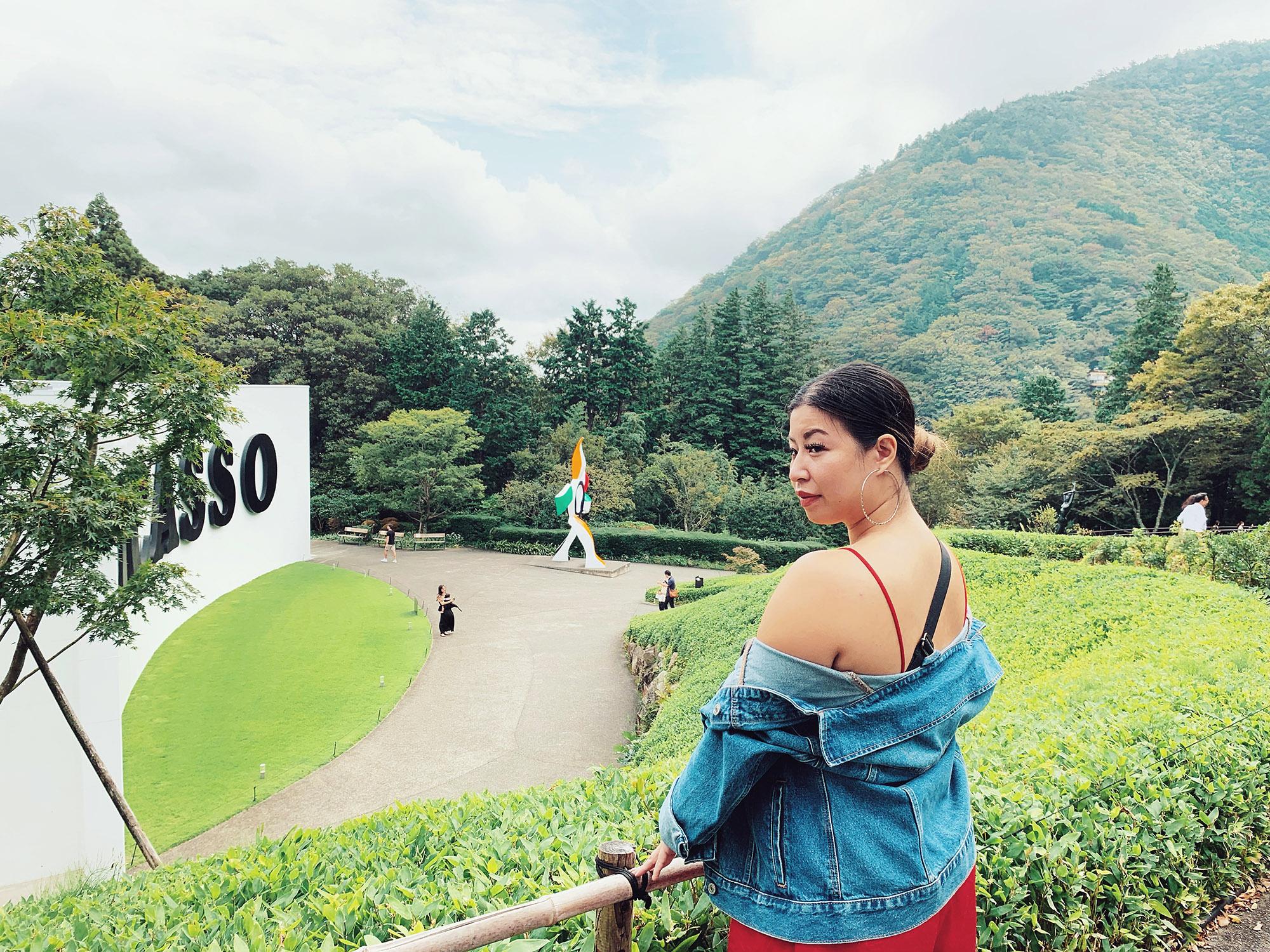 Hakone - Open Air Museum