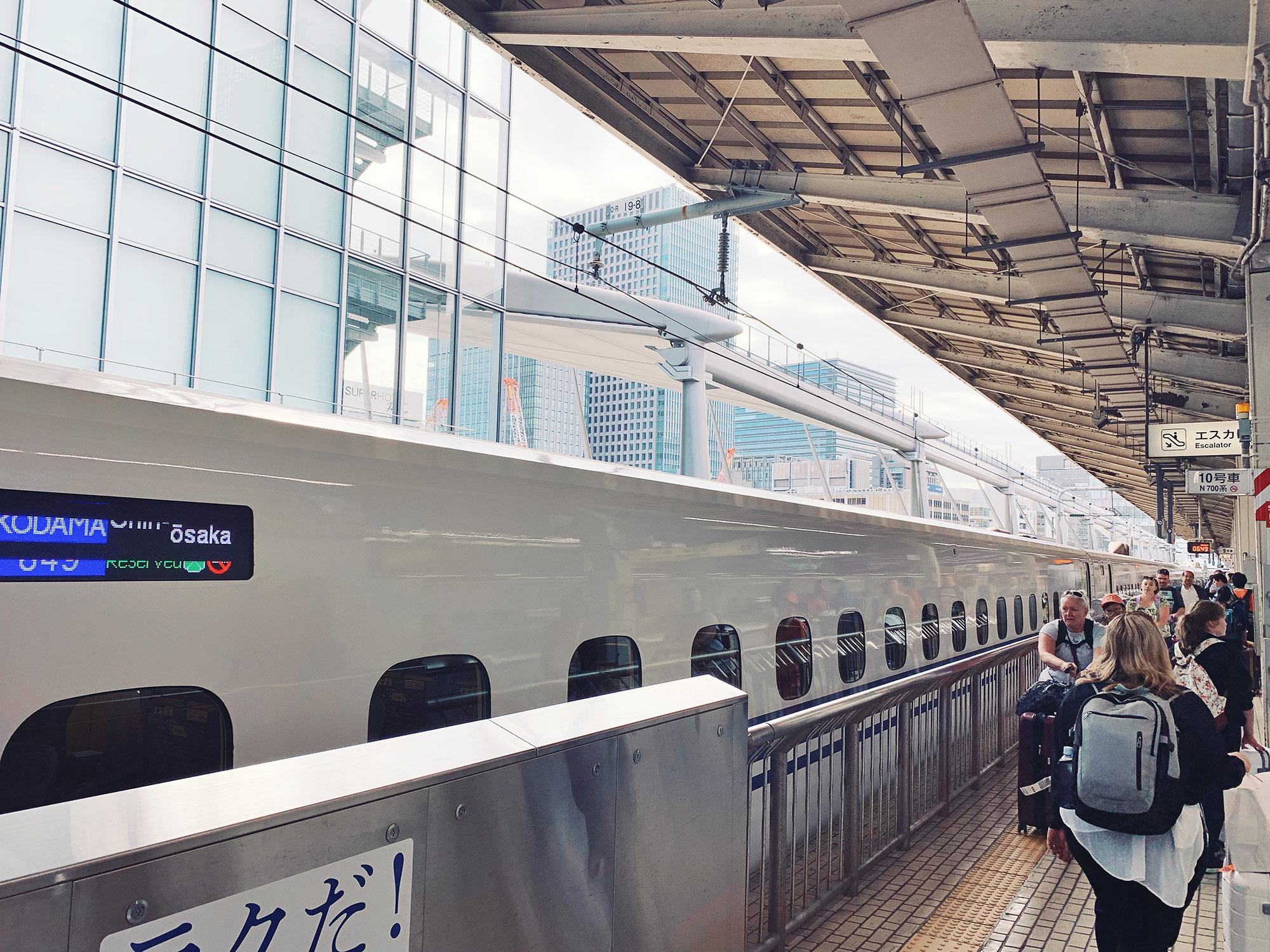 train to Hakone