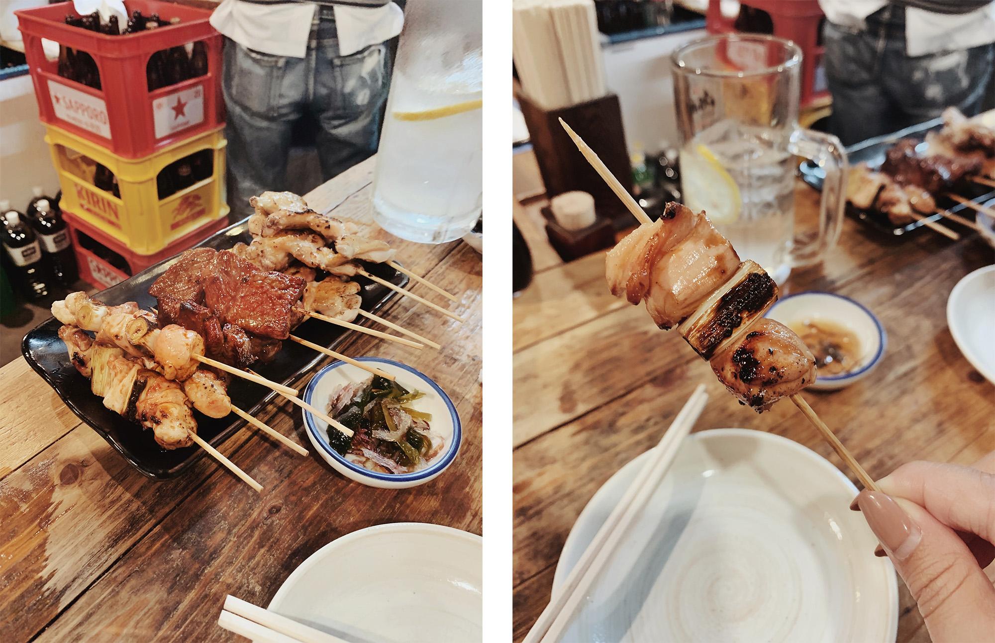 Tokyo Foodie Eats