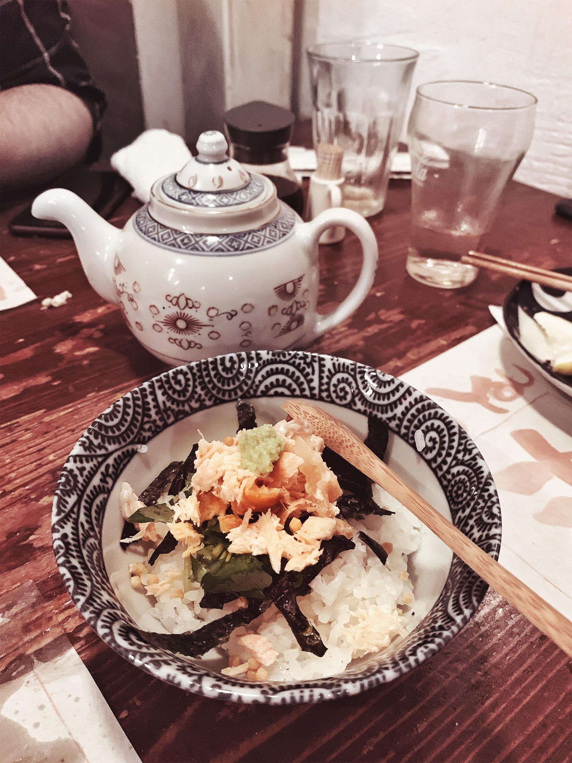 Tokyo Eats - kaikaya by the sea