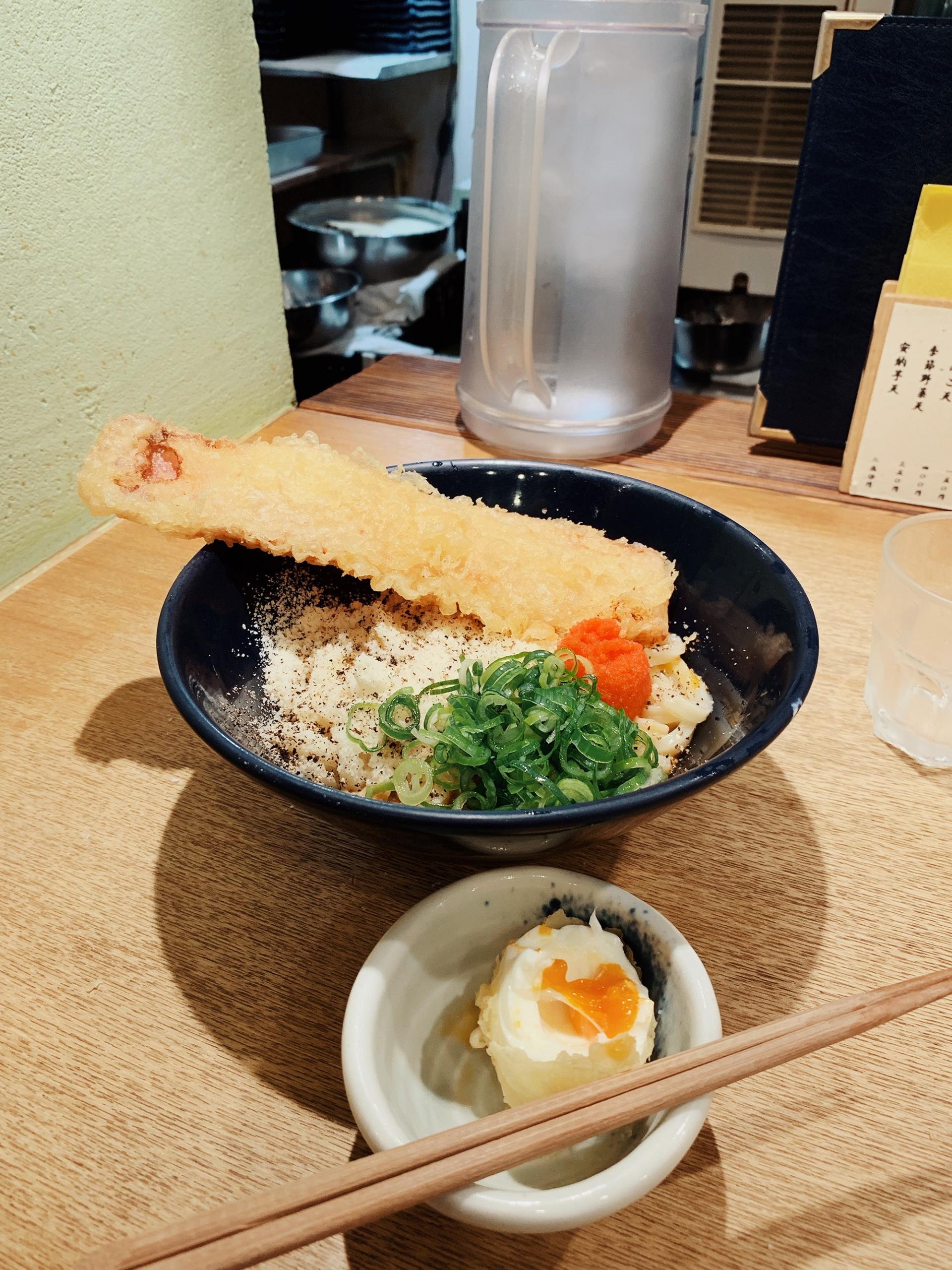Tokyo Eats - shin udon