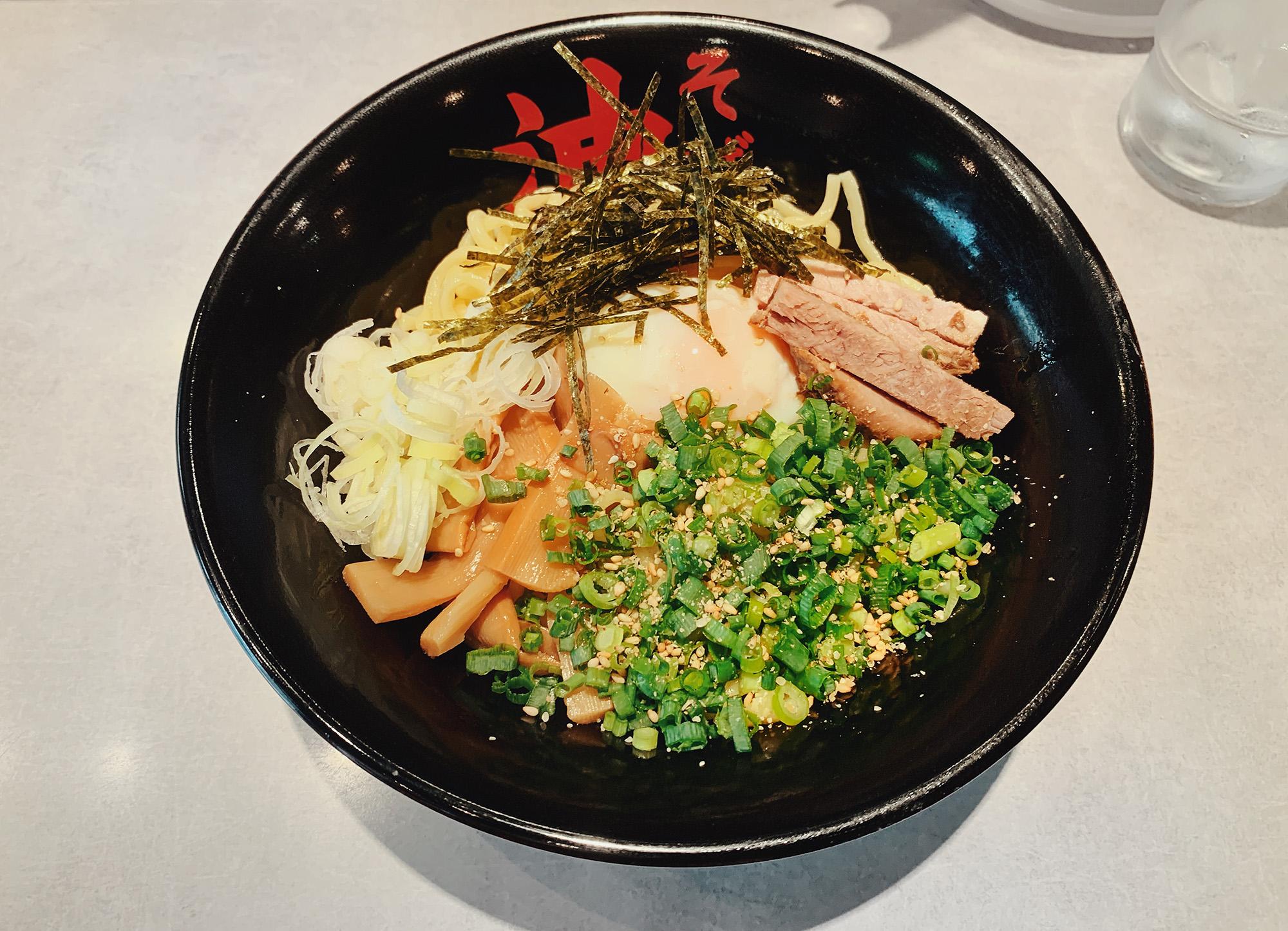 Tokyo Eats - abura soba