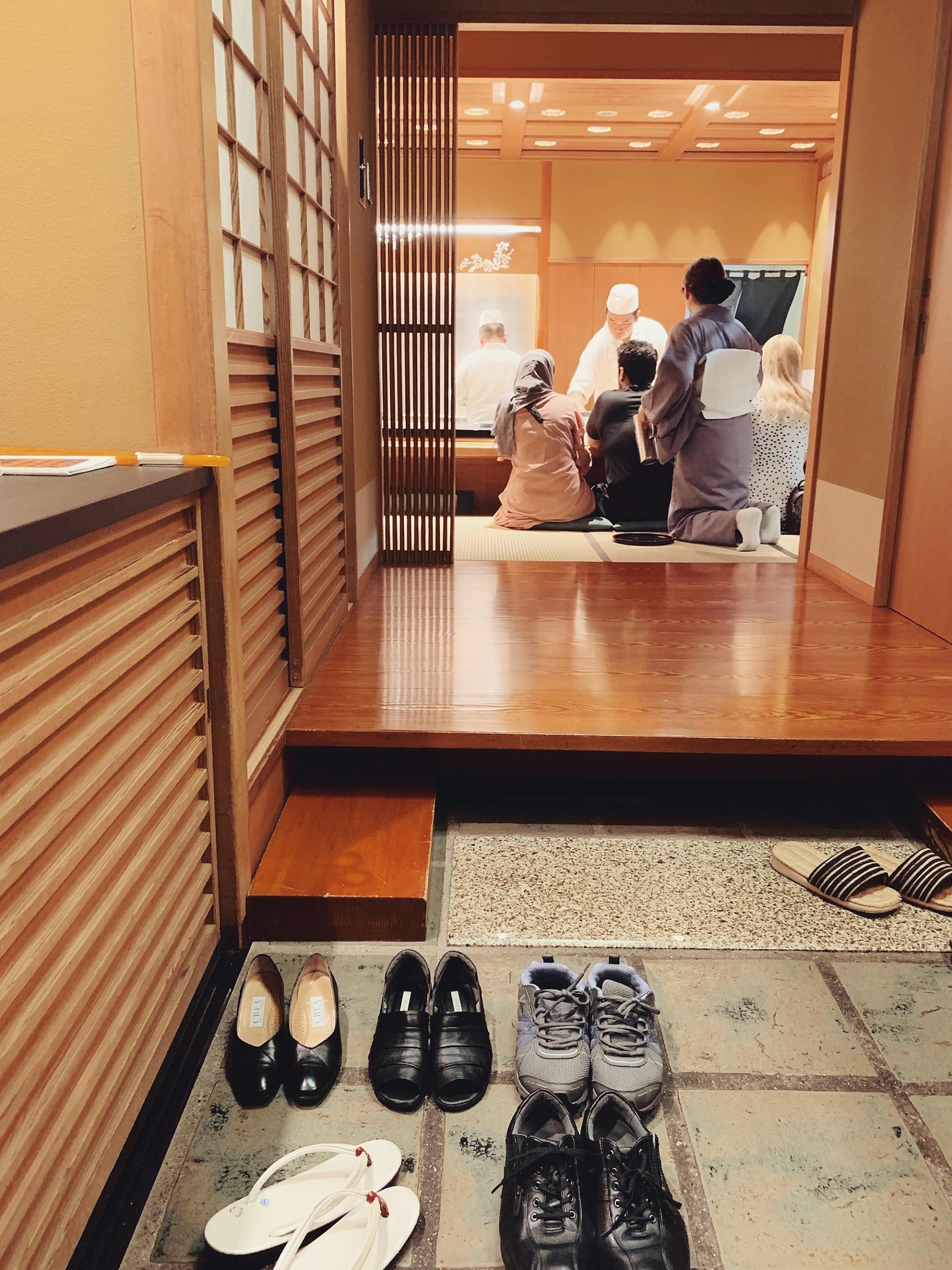 Tokyo Eats - Kyubey