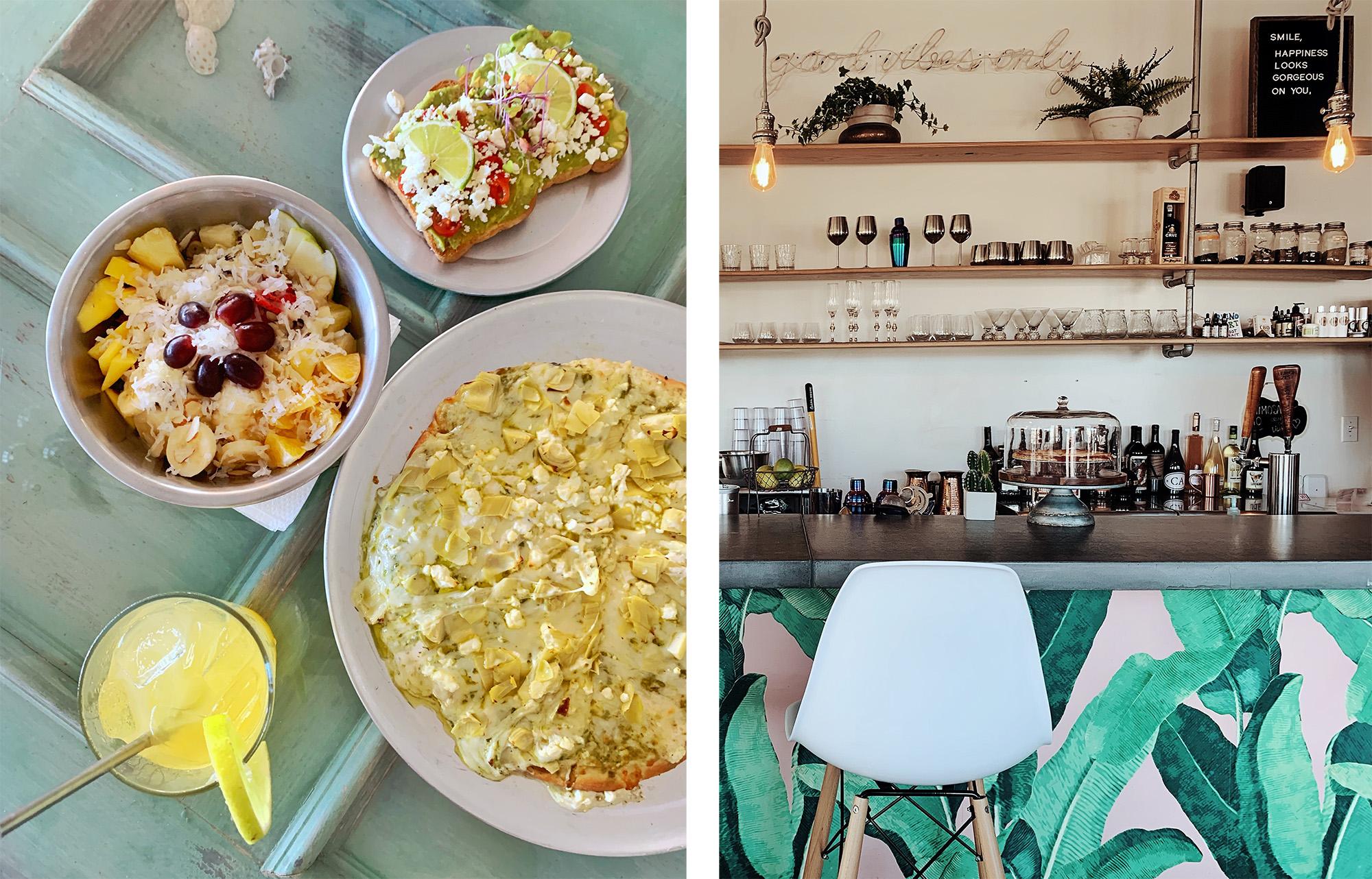 Hawaii Itinerary Eat Vibes Cafe