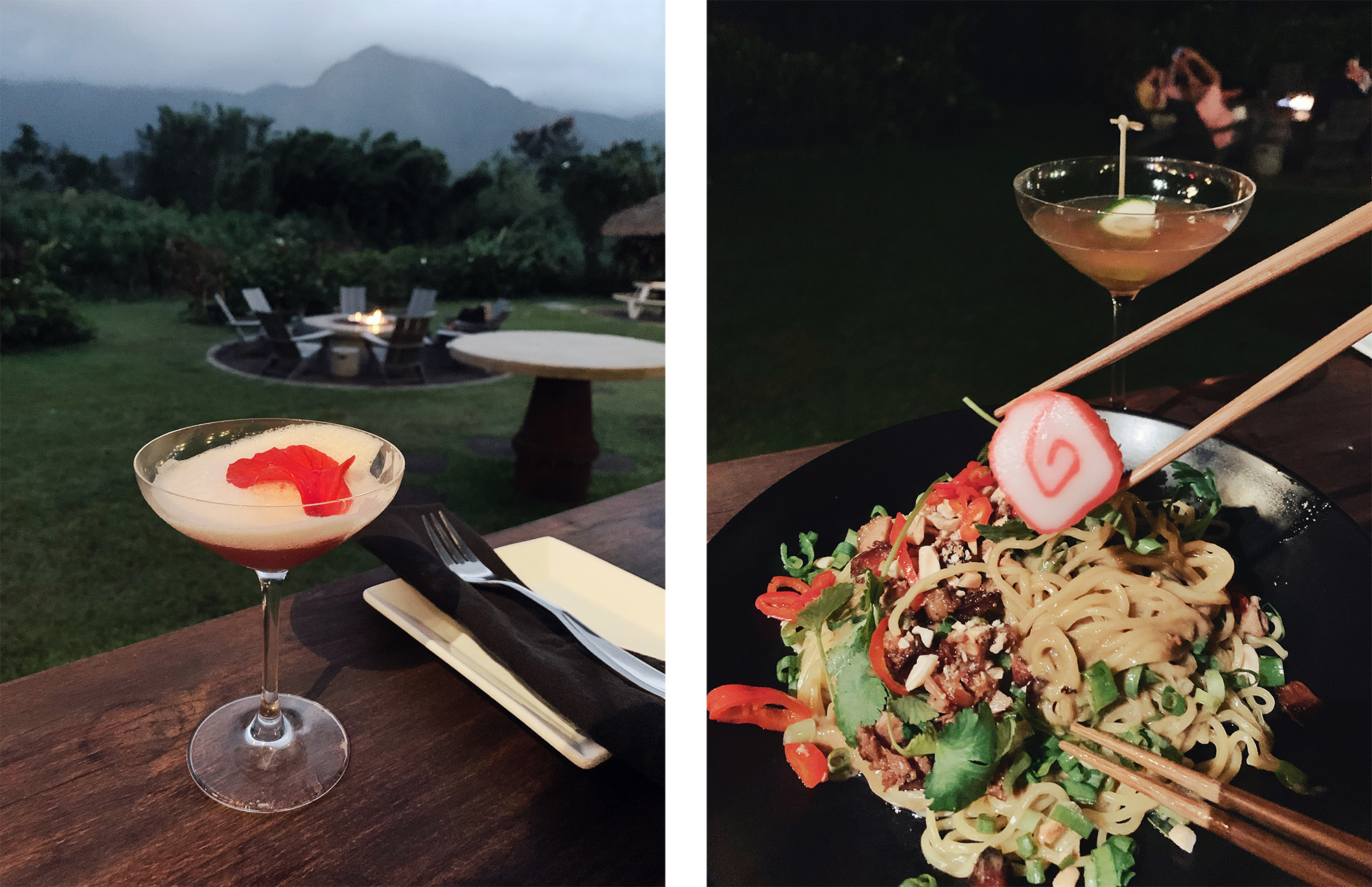 Hawaii Itinerary Eat Ama ramen