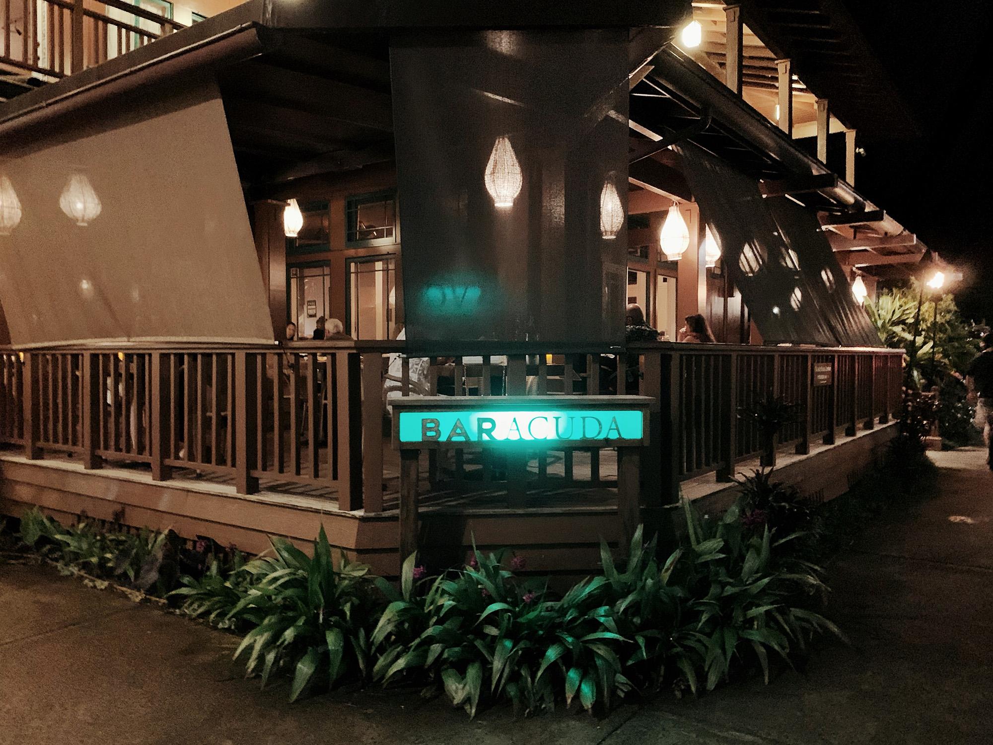 Hawaii Itinerary Eat Bar Acuda