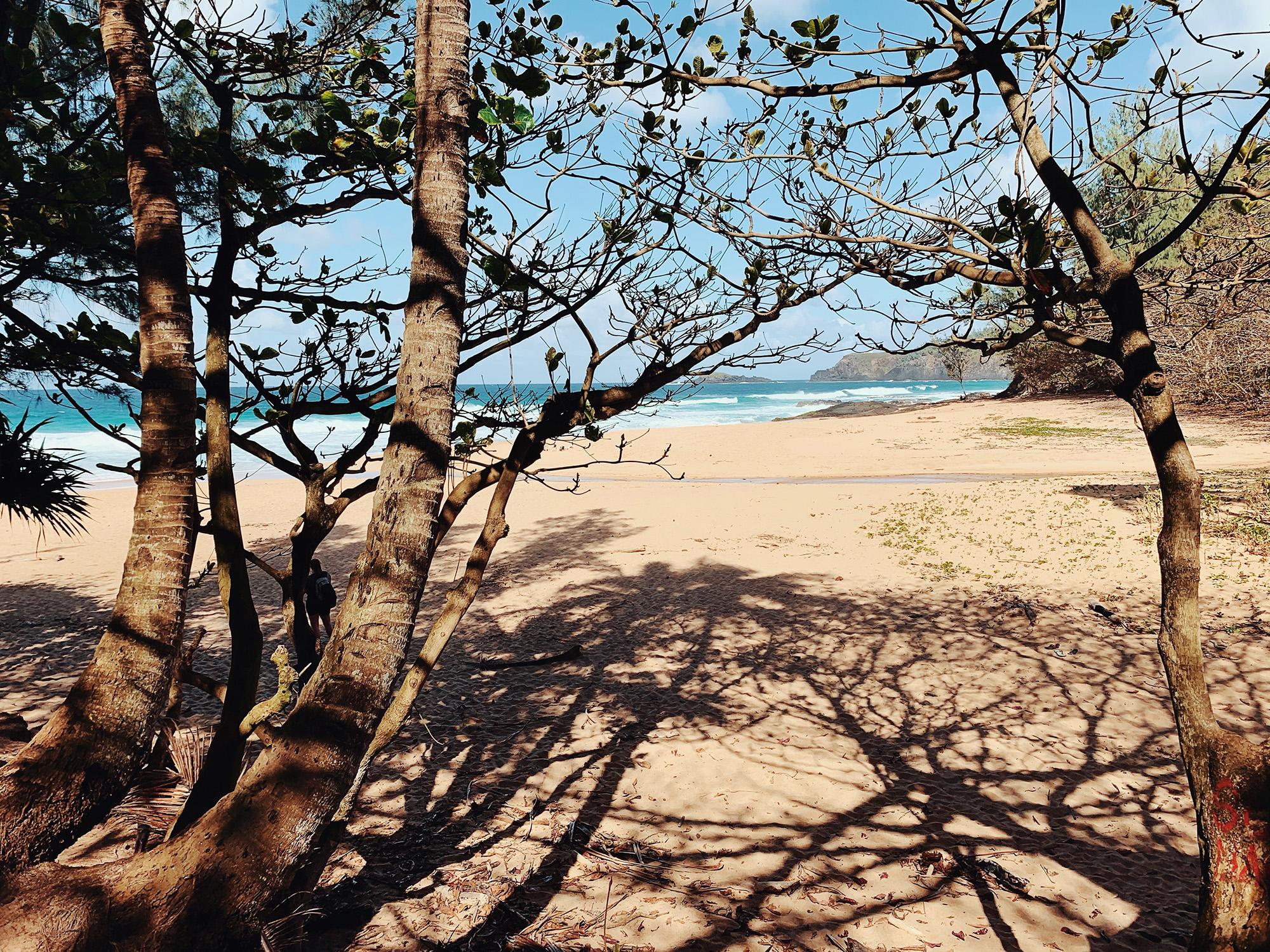 Hawaii Itinerary Kauai Secret Beach