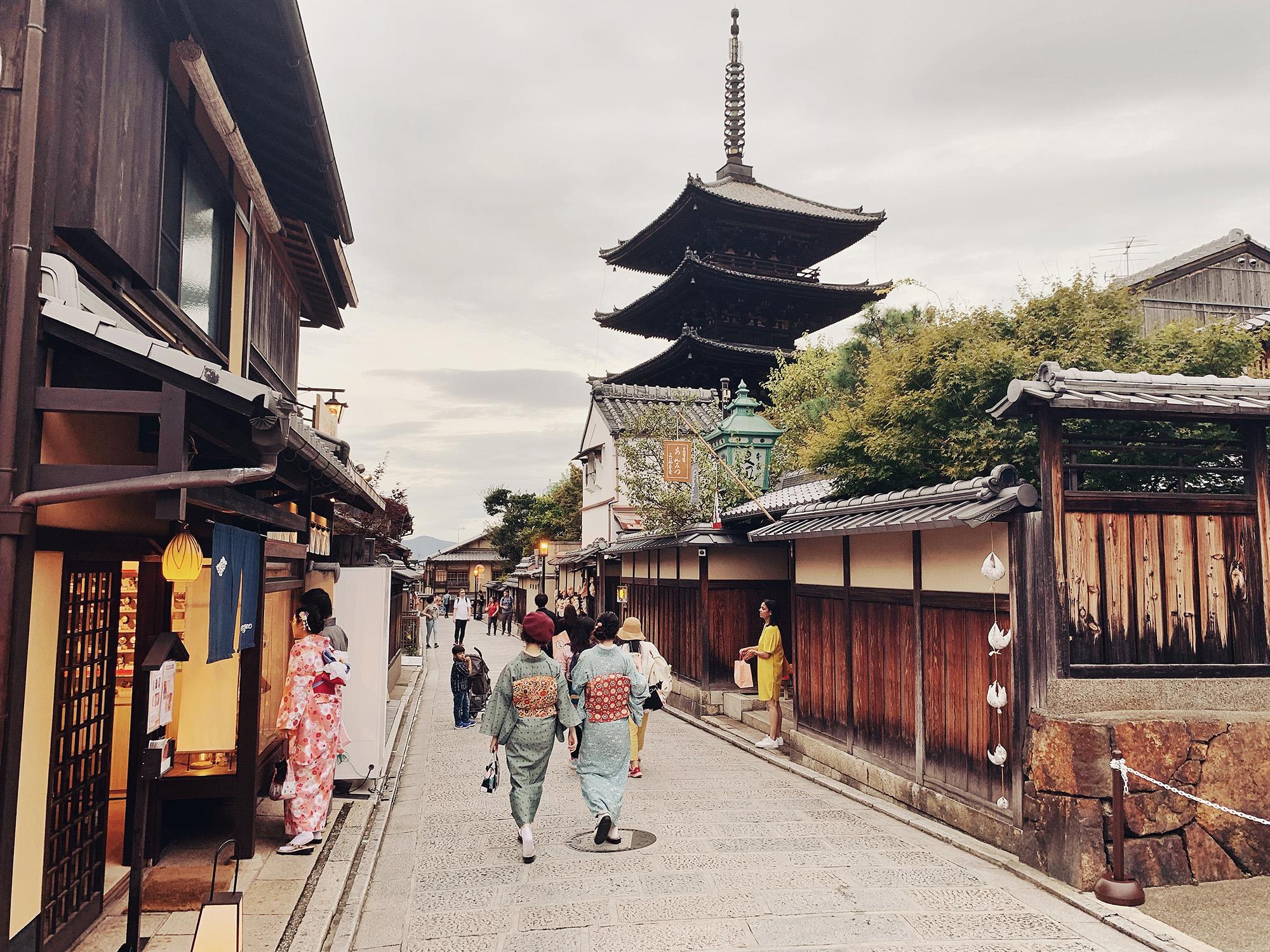 Kyoto Guide - Geisha Gion