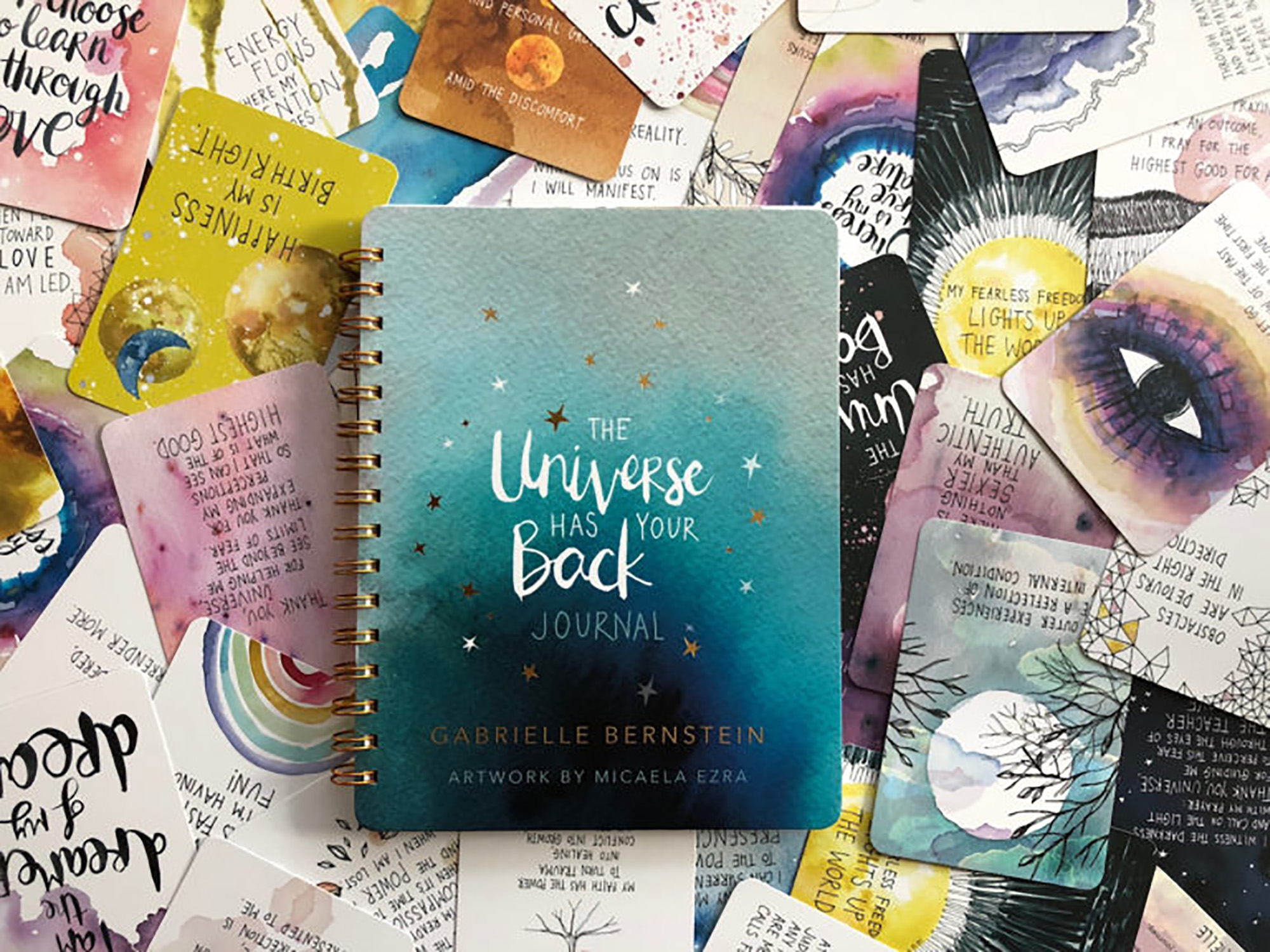 Types of Journals - The Universe Has Your Back