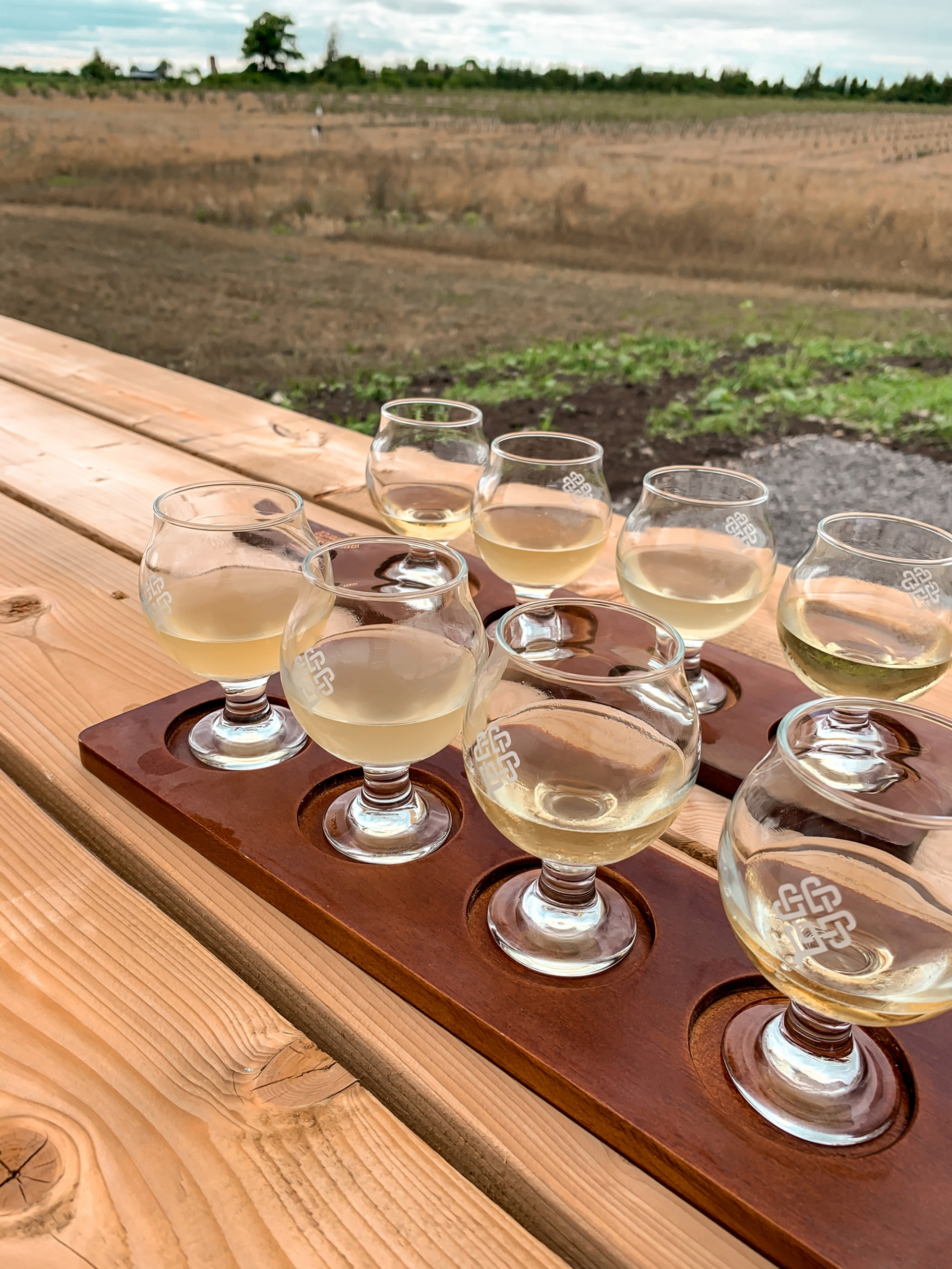 Prince Edward County wineries - Loch Mor Cider