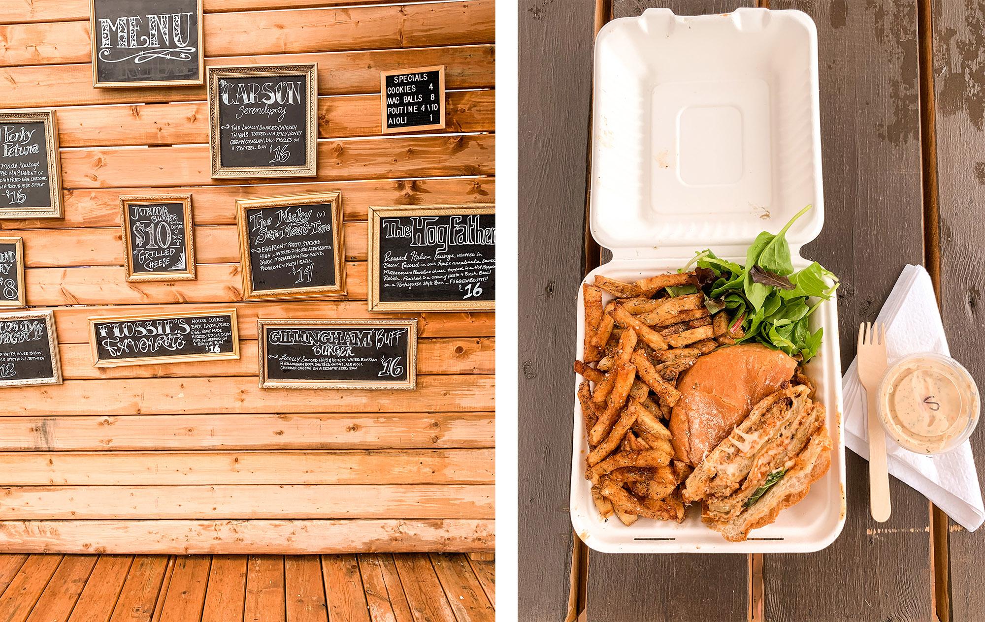 Flossie's Sandwich Parlour - Prince Edward County