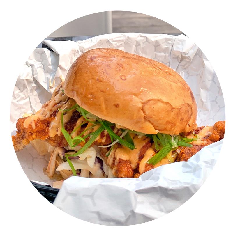 sandwiches in Toronto - Tokyo Hot Fried Chicken