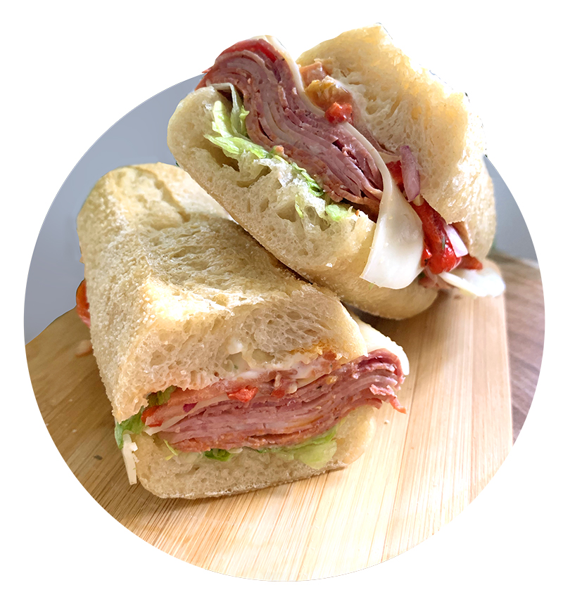 sandwiches in Toronto - Elm Street Deli