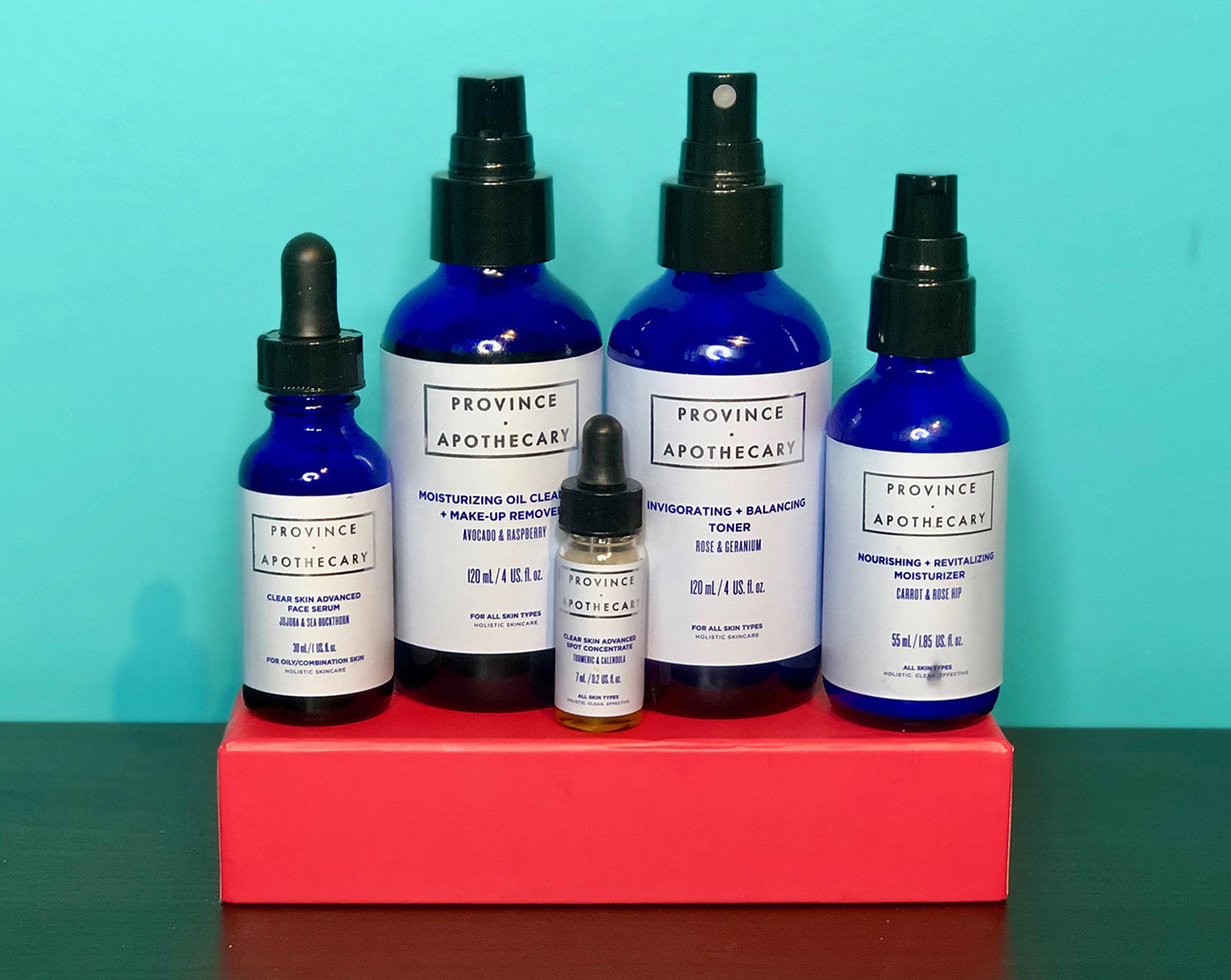 Shop local this Christmas - Province Apothecary