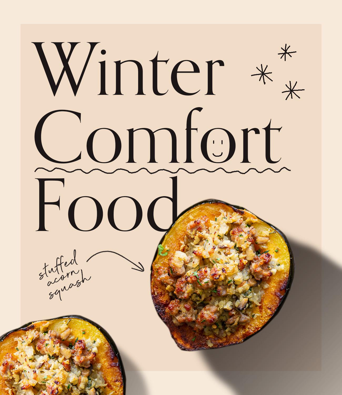 winter comfort food