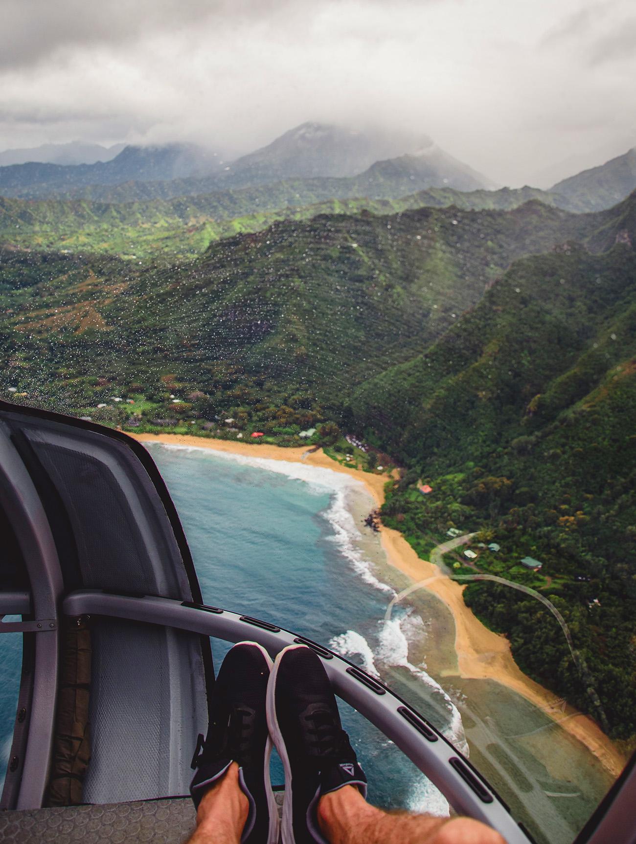 things to do on Kauai - best Helicopter tours Kauai