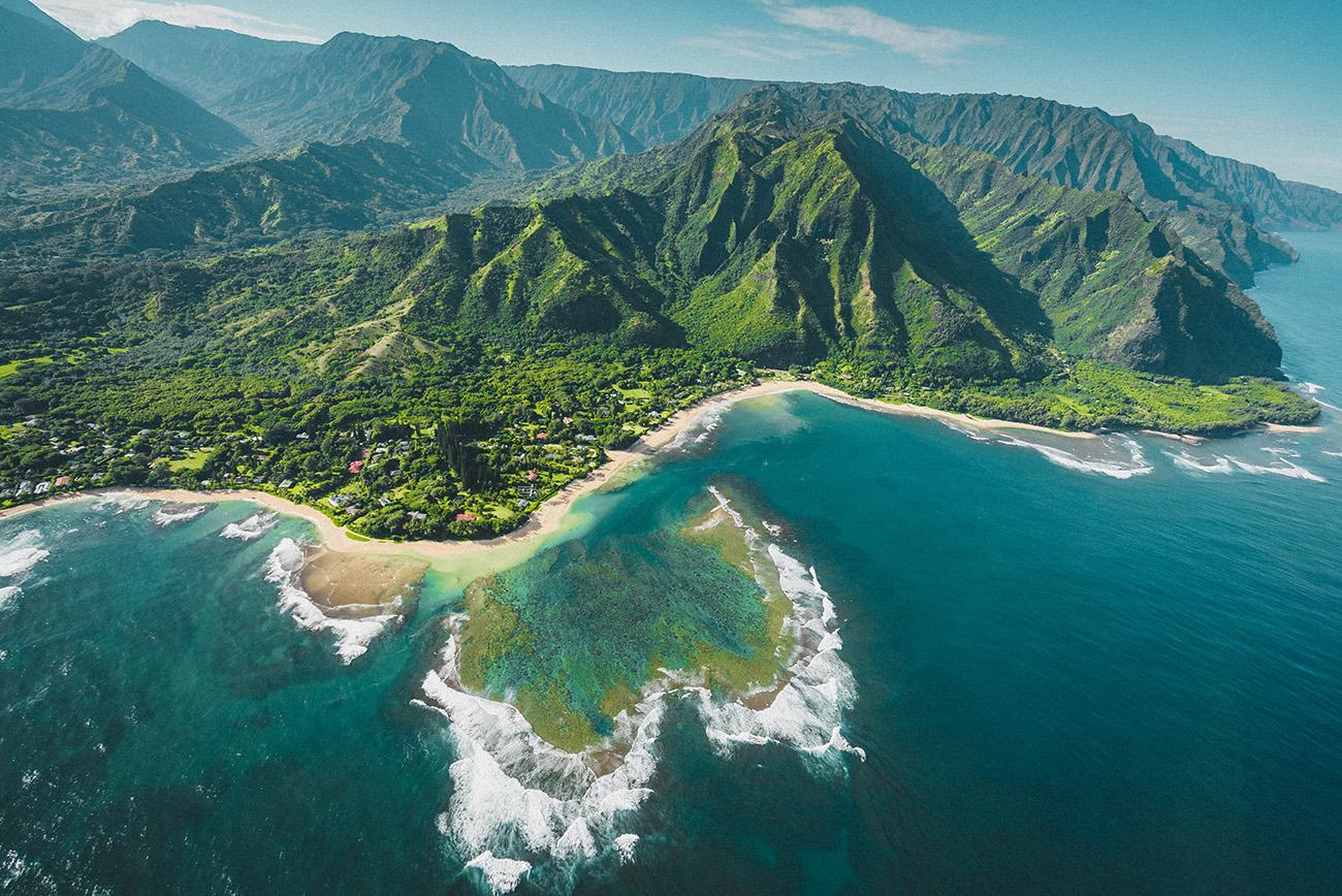 things to do on Kauai - Na Pali coast