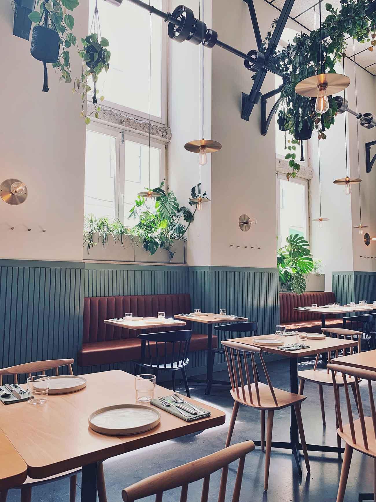 Prado Lisbon - Where to eat in Lisbon interior