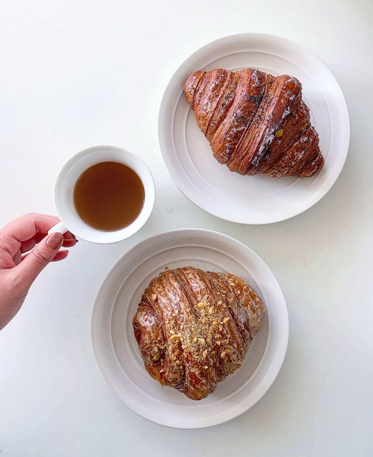 best croissants in Toronto - Le Beau