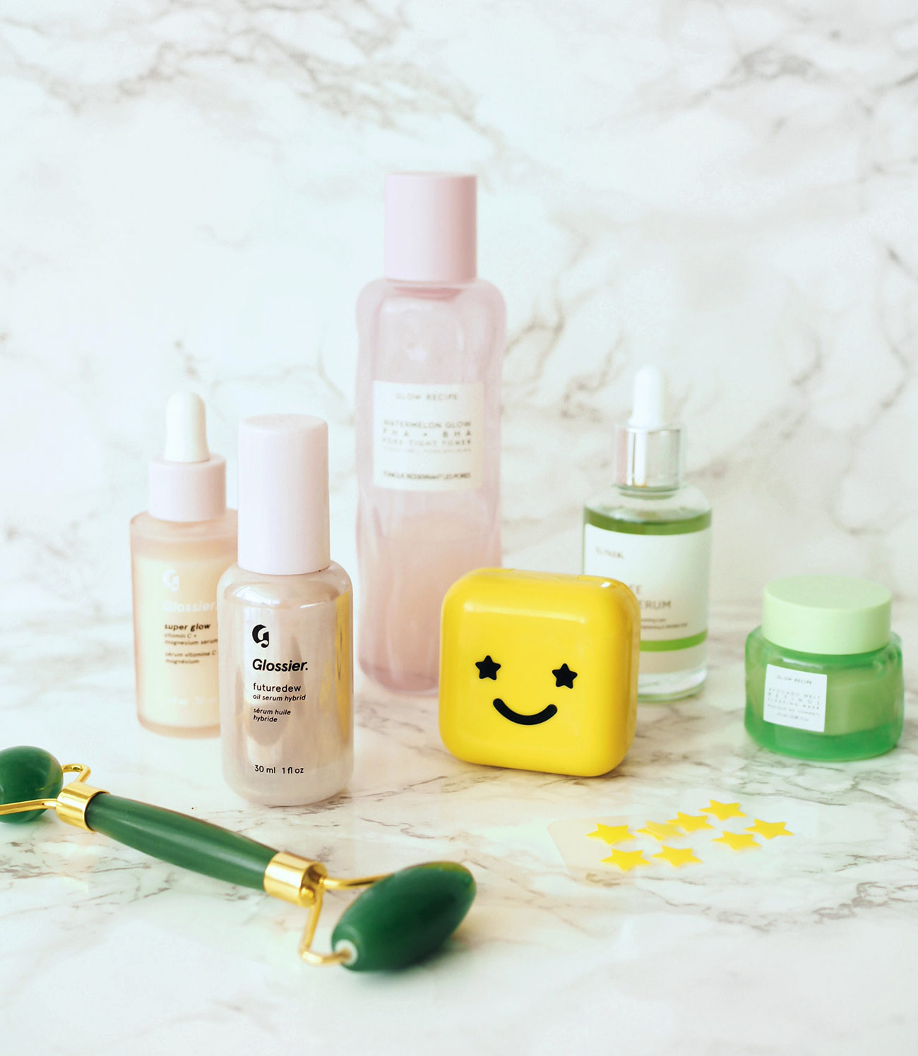 skin care branding - shelfie
