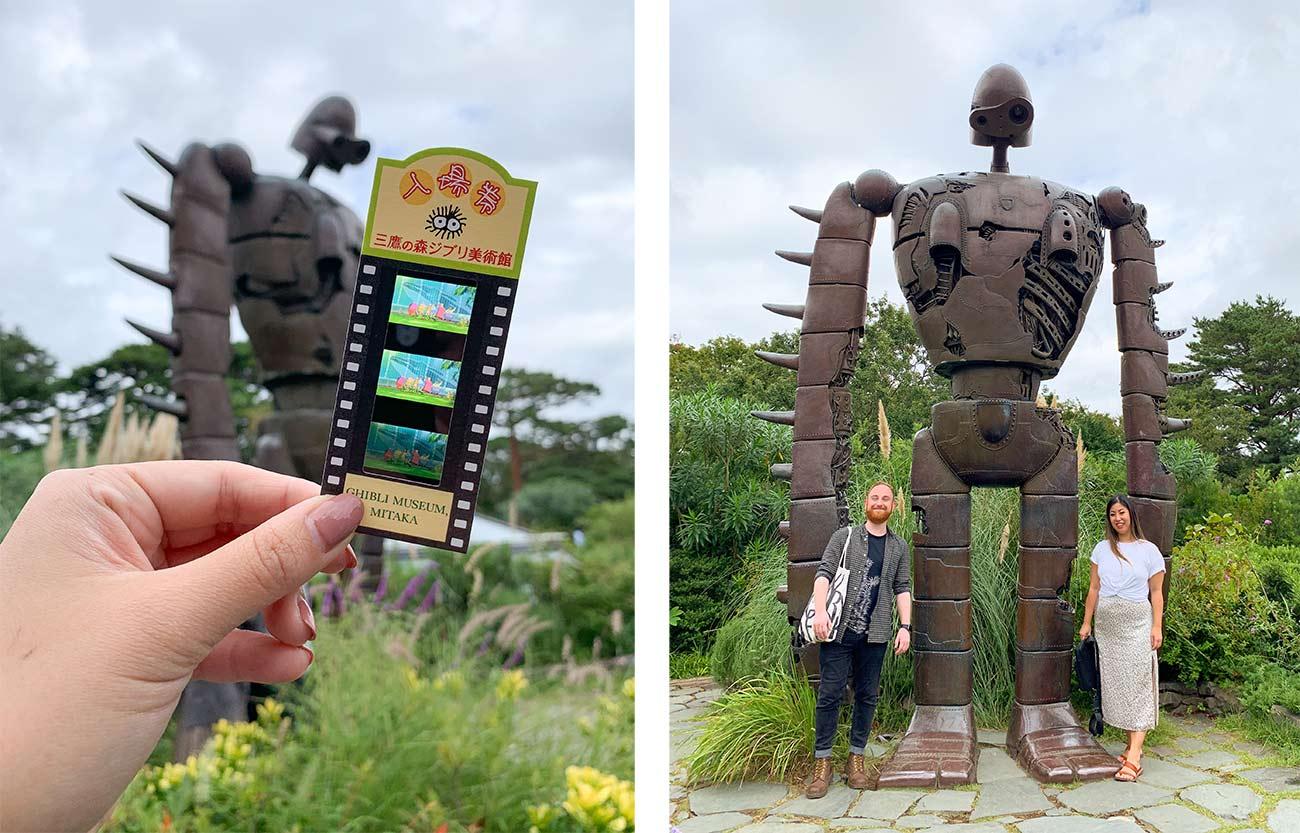 Tokyo Itinerary - Ghibli Museum