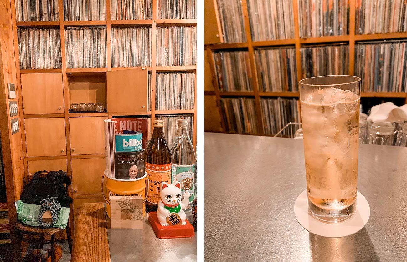 5-day Tokyo Itinerary - JBS Bar, Shibuya