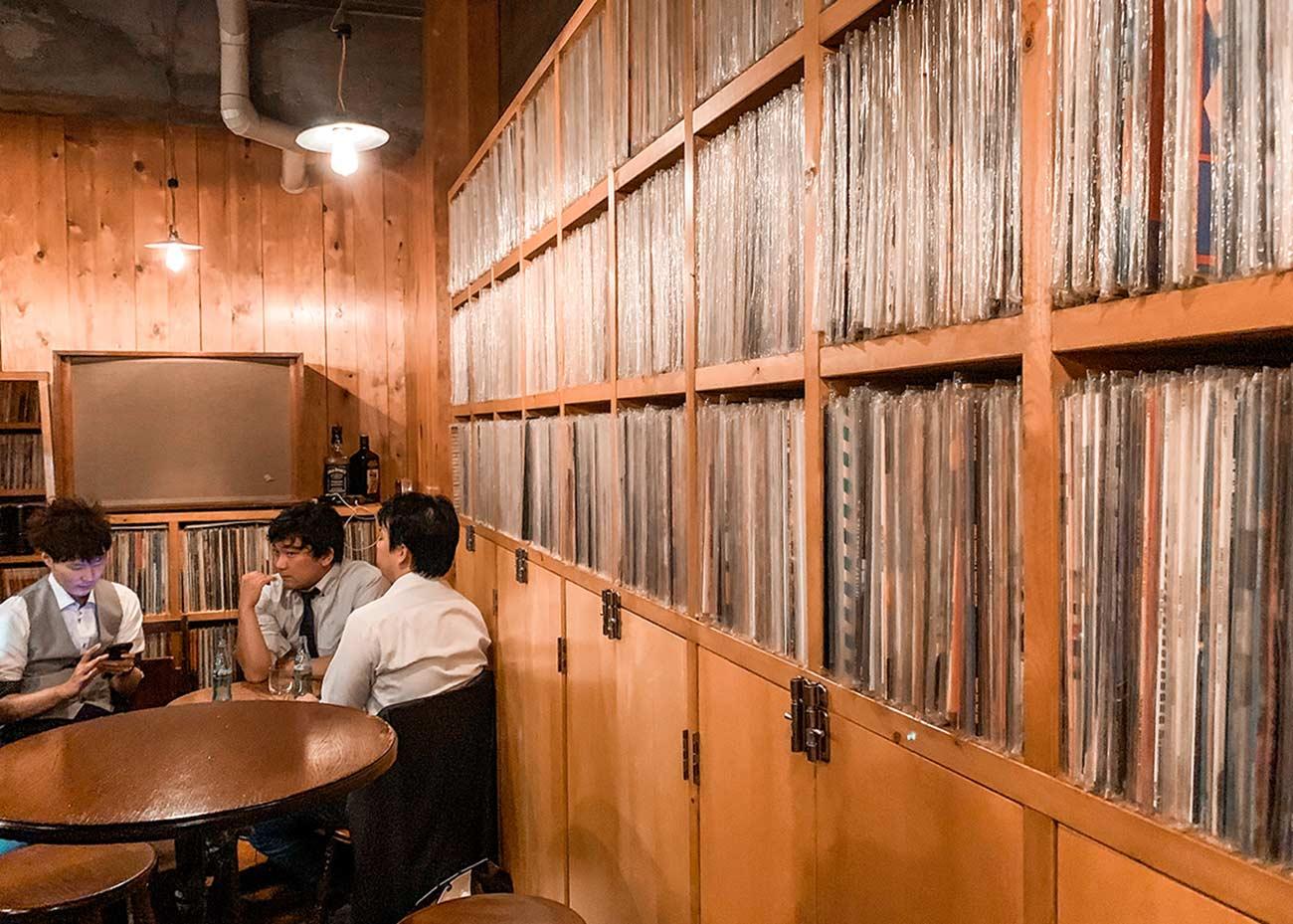 Tokyo Itinerary - JBS Bar in Shibuya