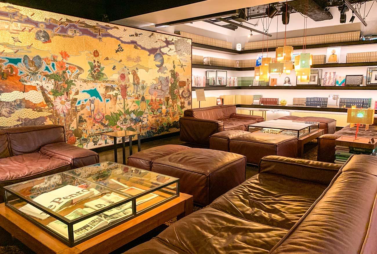 5-Day Tokyo Itinerary - Anjin Lounge Daikenyama