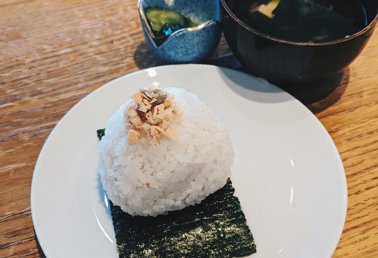 onigiri Tokyo, Japan