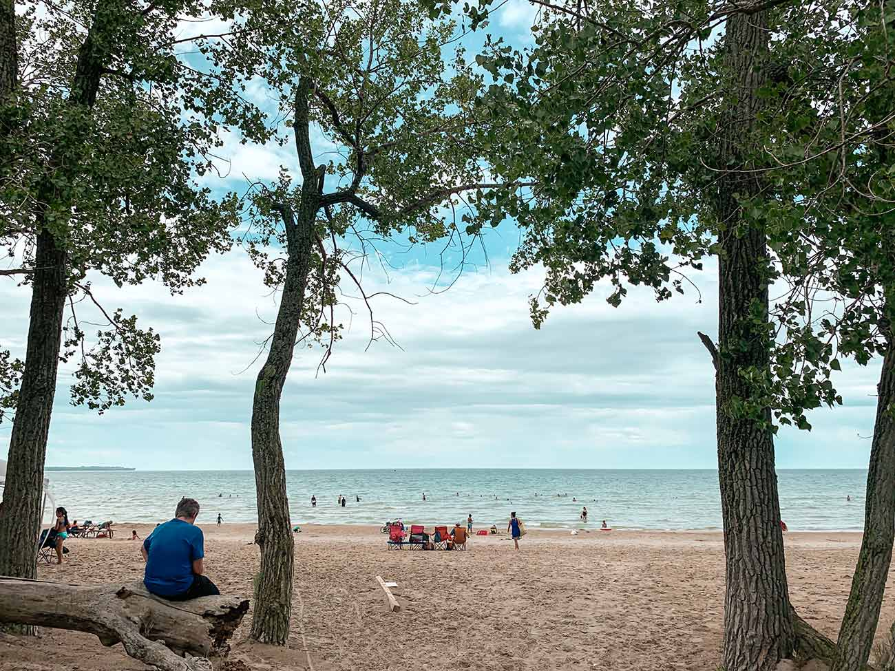 things to do in Prince Edward County - Sandbanks Provincial Park Beach