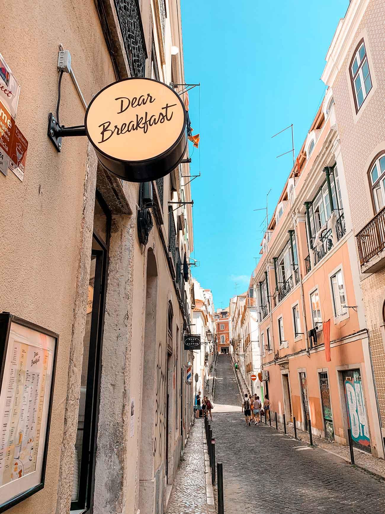 Best Restaurants in Lisbon - Dear Breakfast