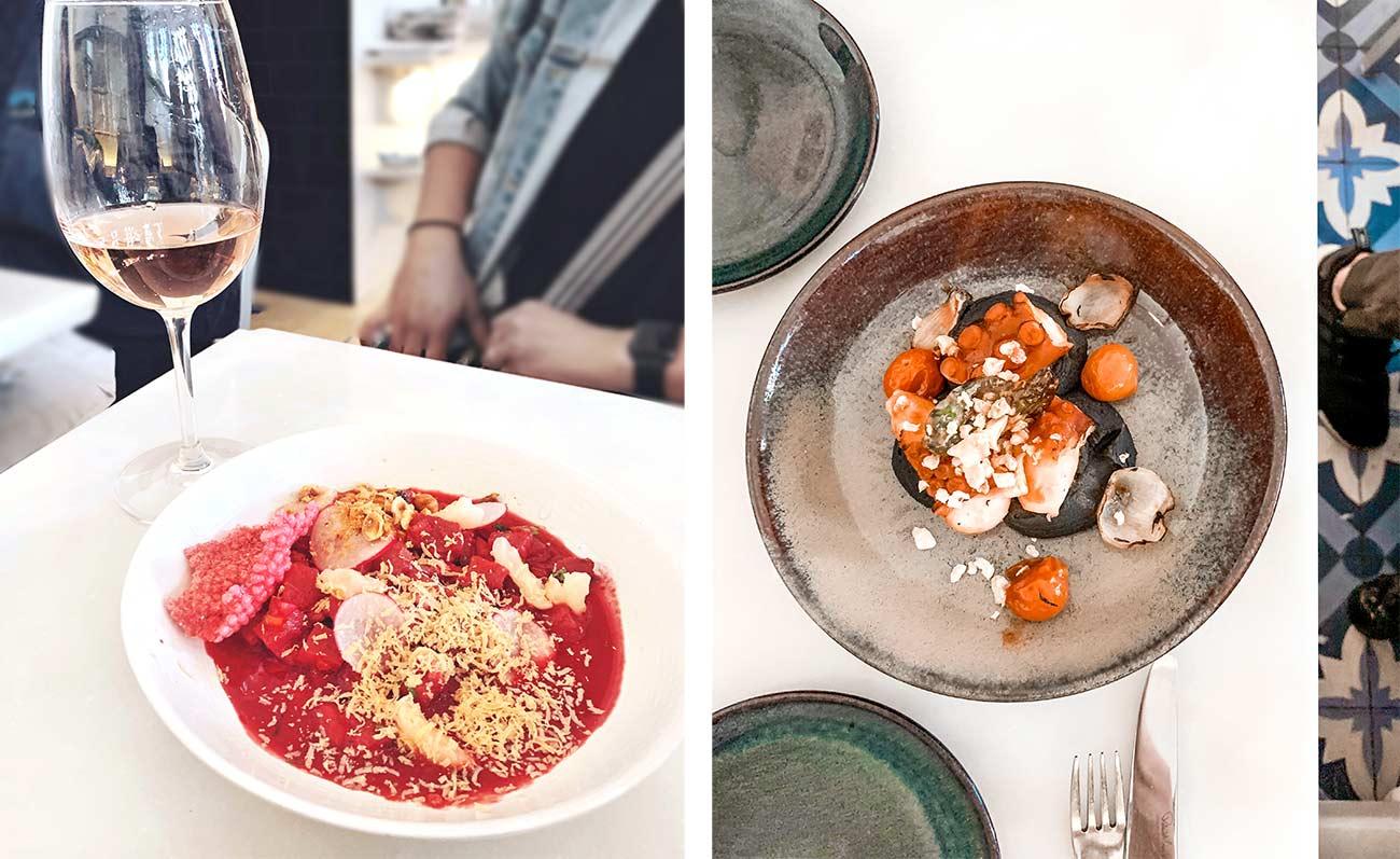 Best Restaurants in Lisbon - A Cevicheria
