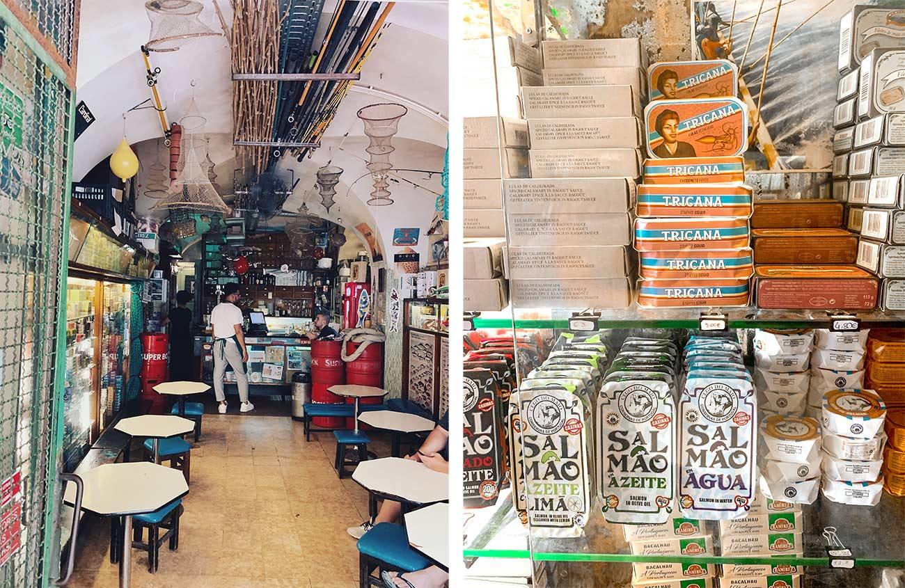 Sol e Pesca - Anthony Bourdain Portugal - Eating in Lisbon