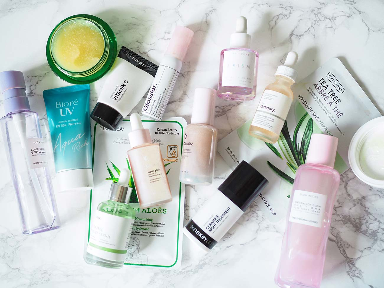 skincare mistakes - over-exfoliating, over-cleansing